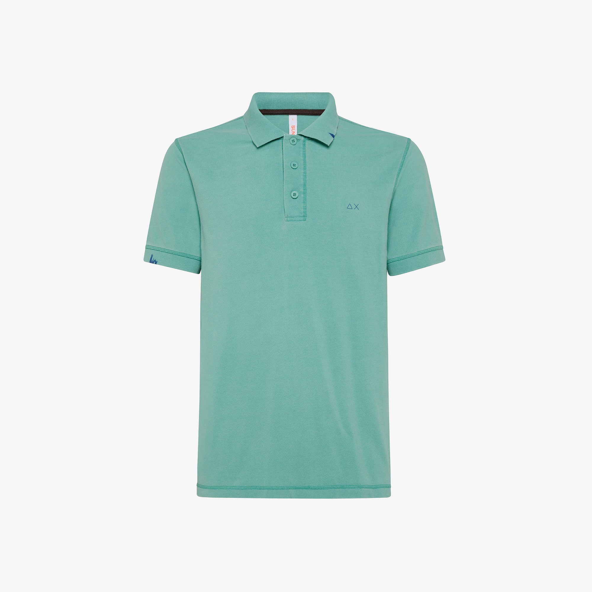 POLO VINTAGE CONTRAST STICHING S/S MINT