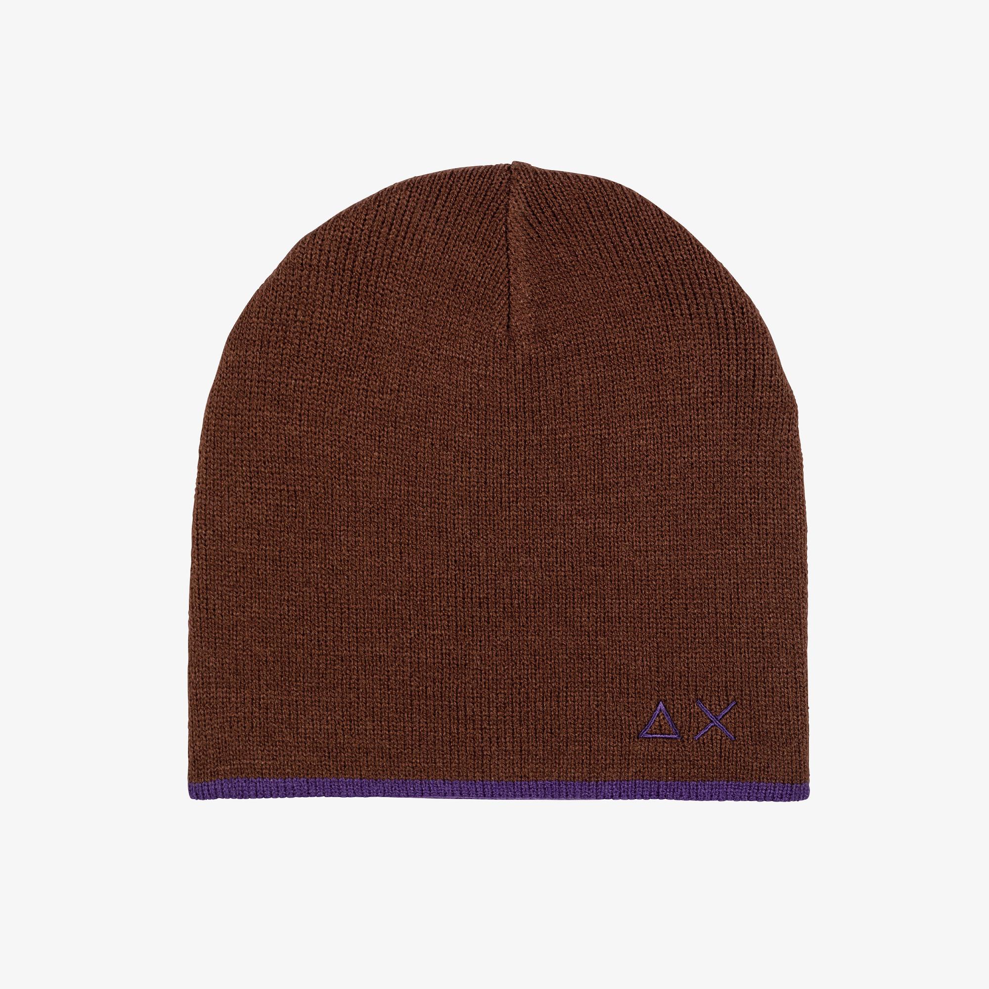 CAP BASIC MARRONE