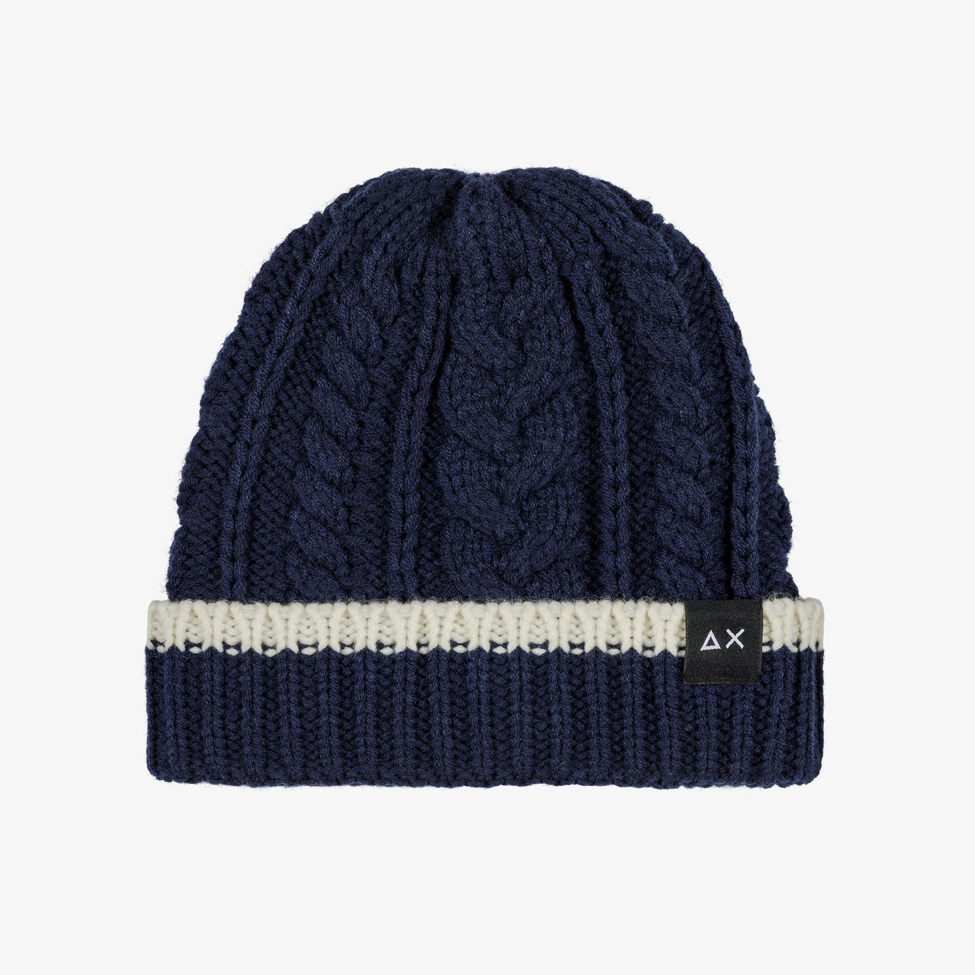 CAP CABLE NAVY BLUE