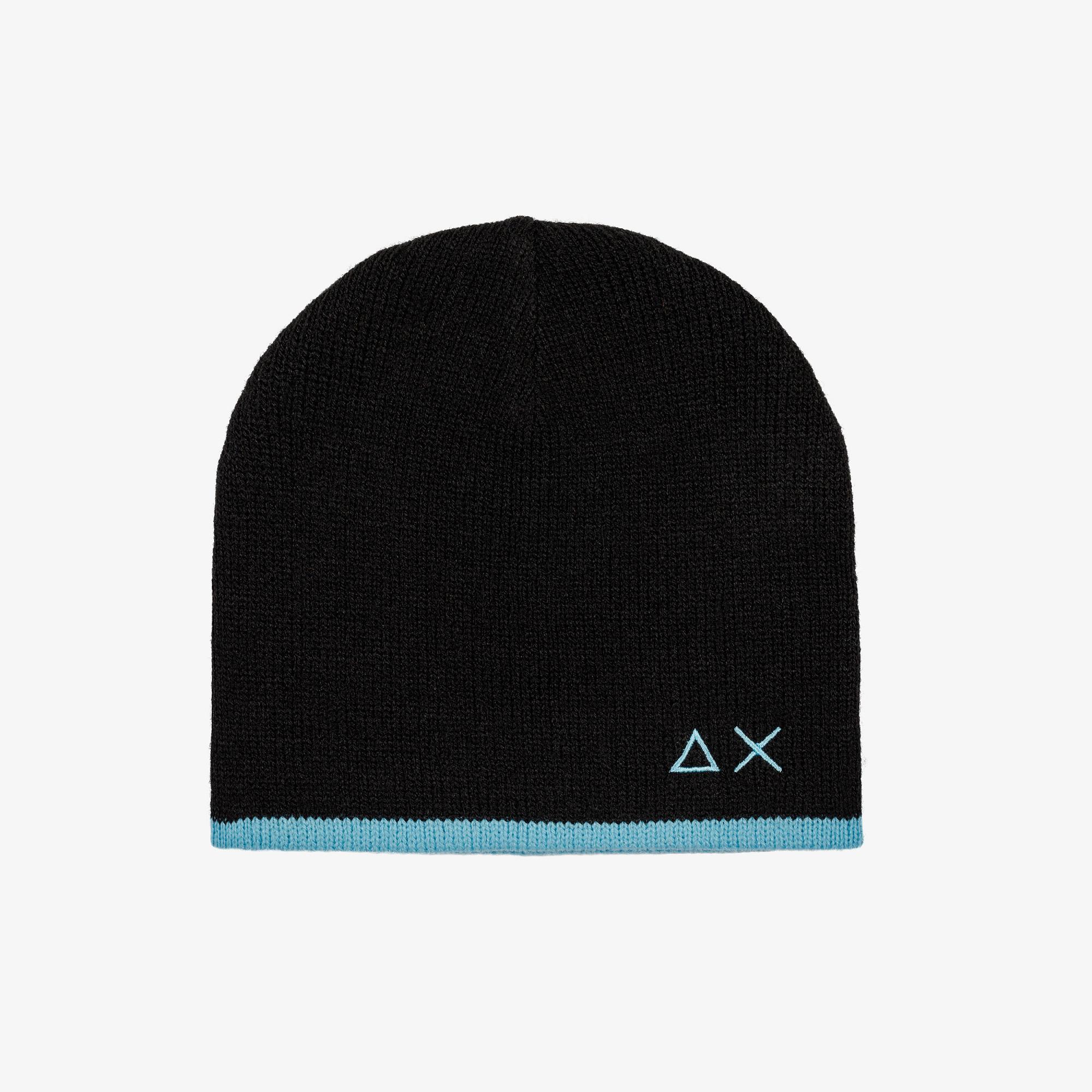 BOY'S CAP BASIC BLACK
