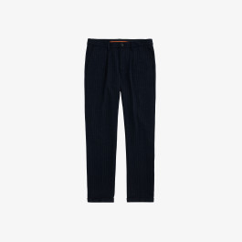 WOOL PANT PENCE BLUE