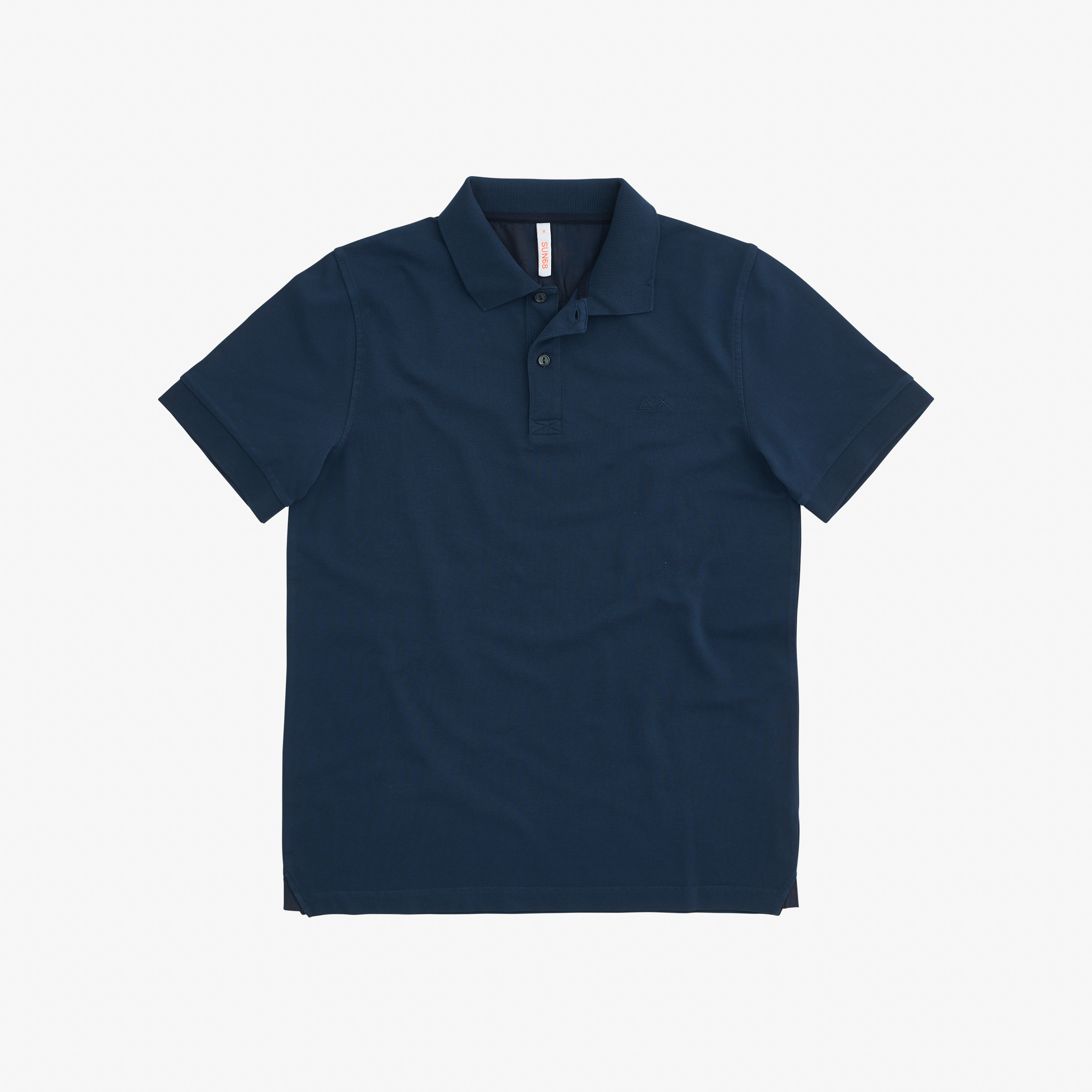 POLO COLD DYE DETAILS EL. NAVY BLUE