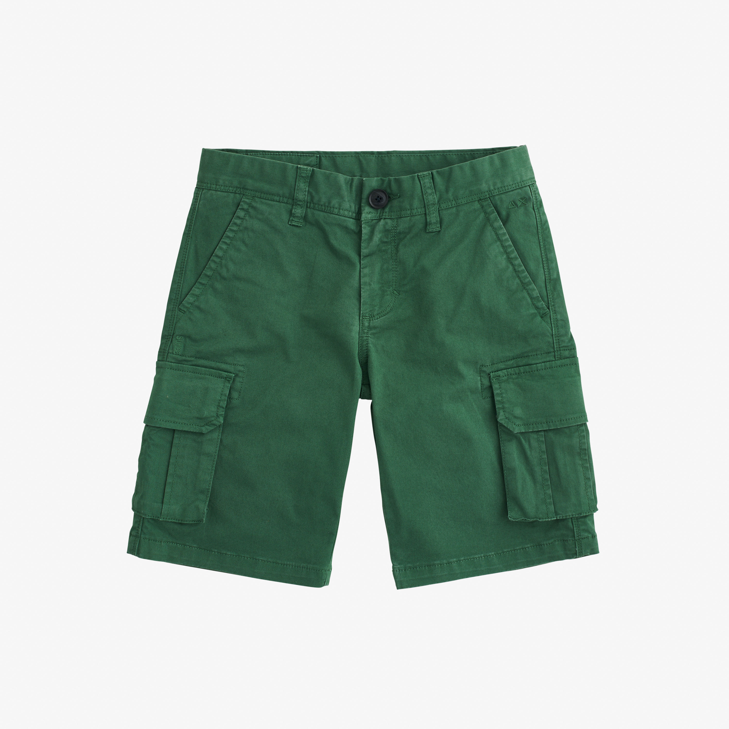 BOY'S MILITARY PANT SOLID SAGE GREEN