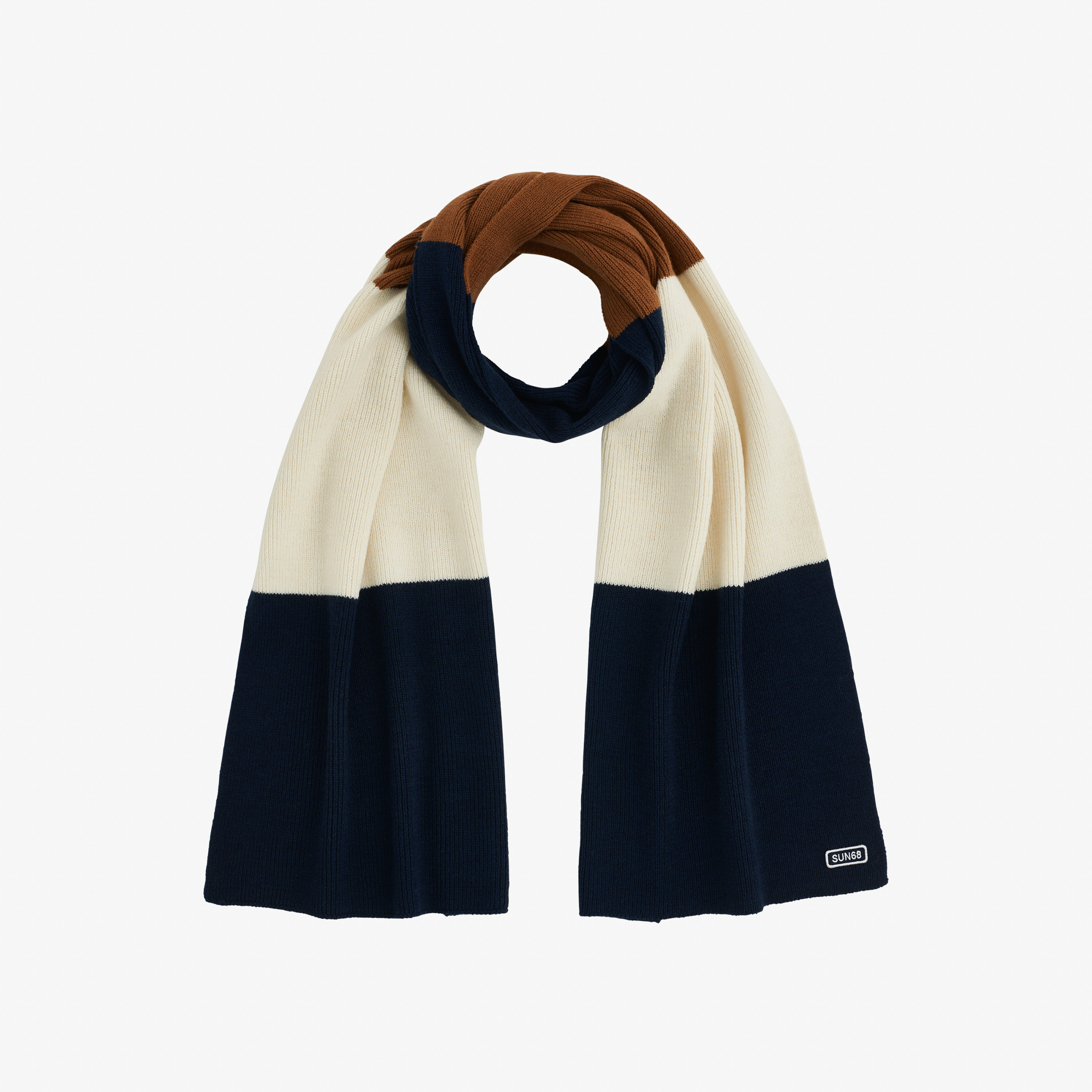SCARF FUNKY OFF WHITE