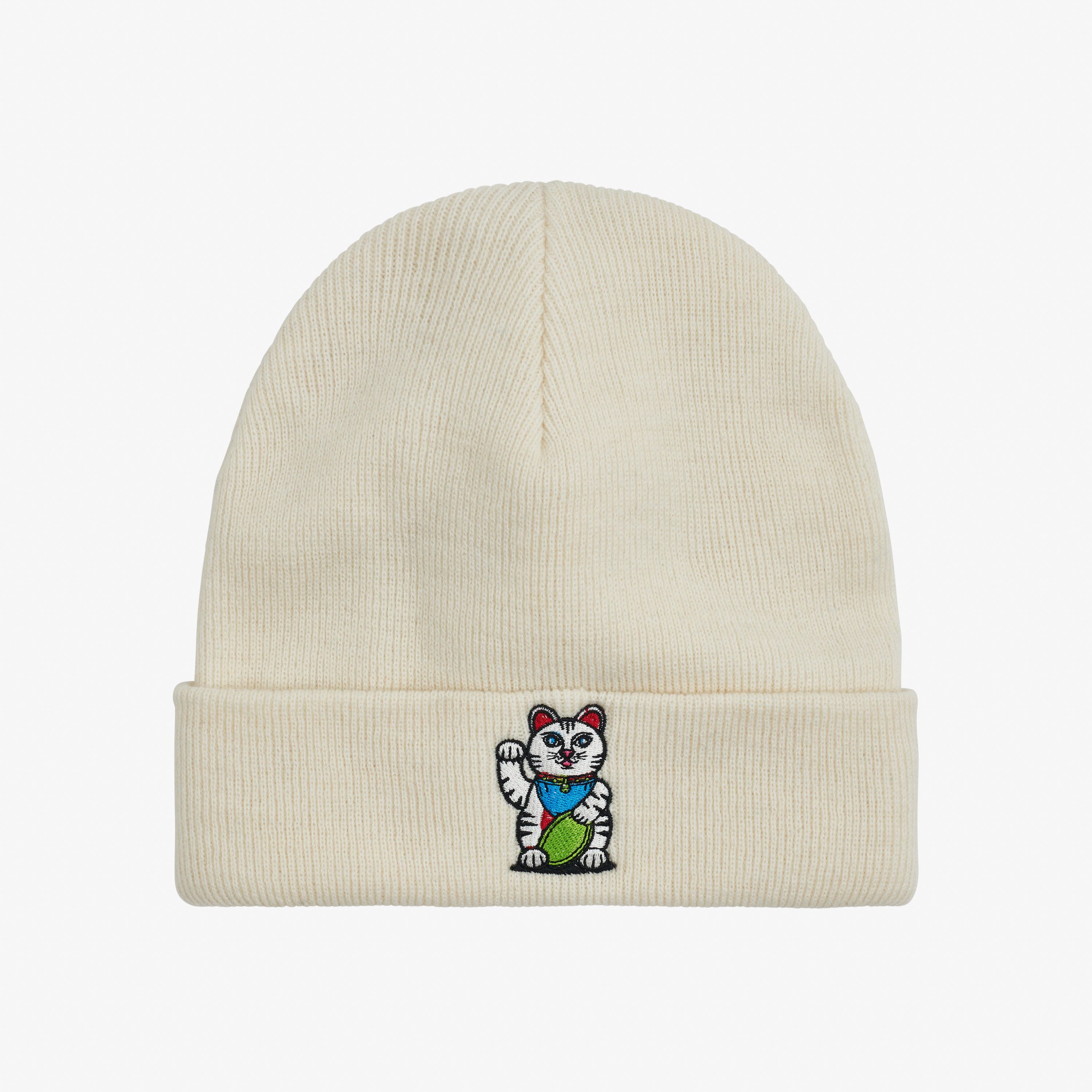 CAP BASIC PATCH OFF WHITE