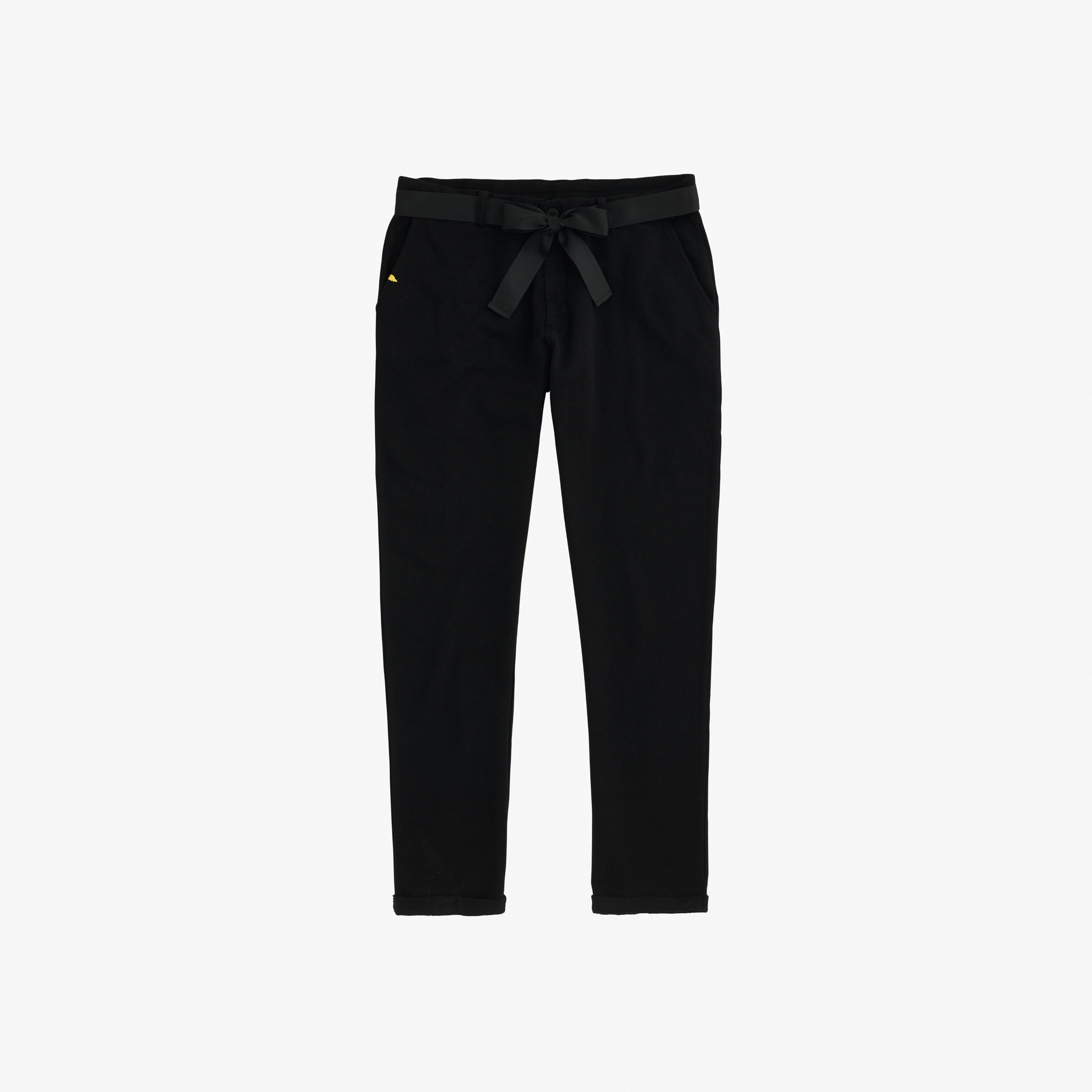 PANT FORMAL COTTON FL NERO