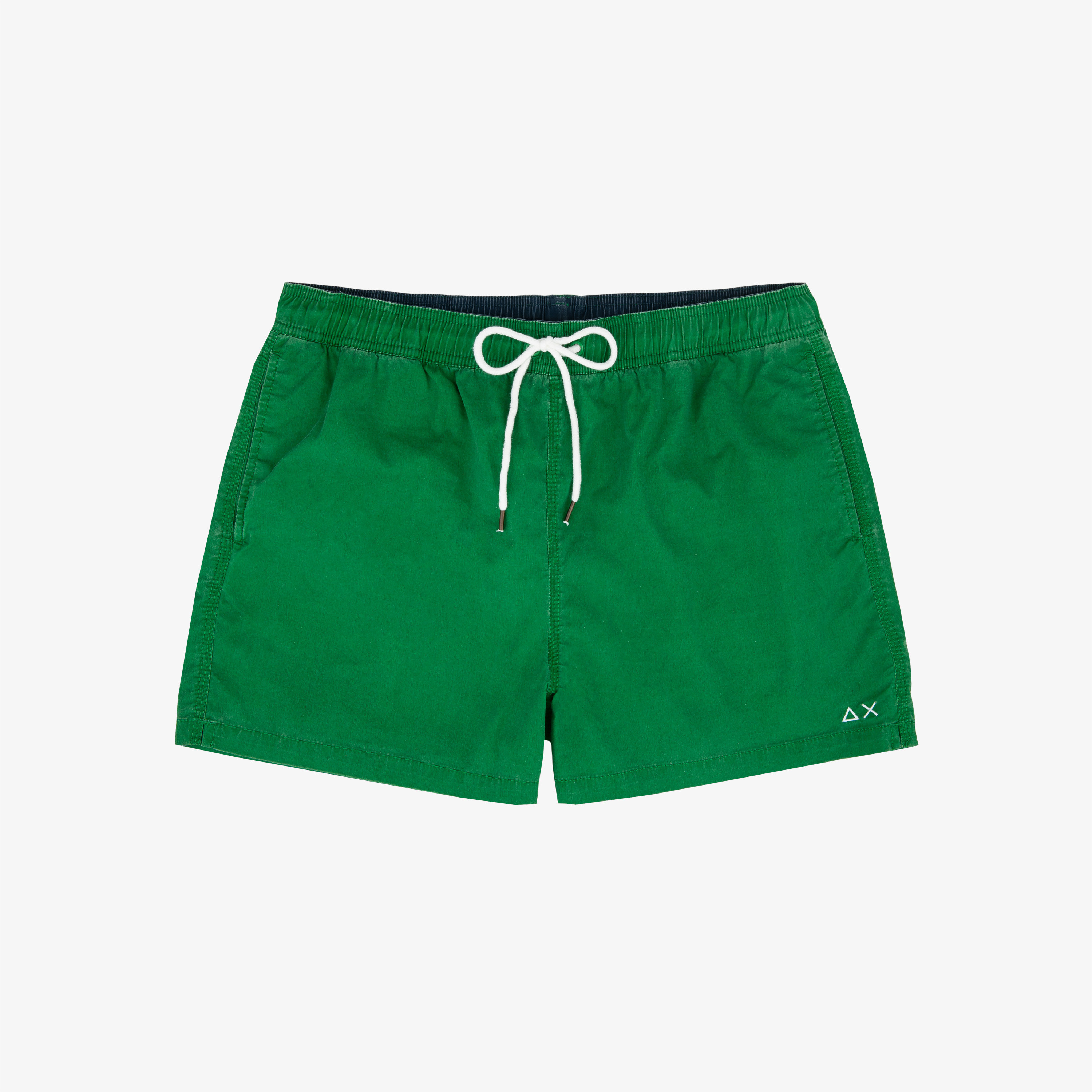 SWIM PANT CLASSIC SOLID GARDEN GREEN