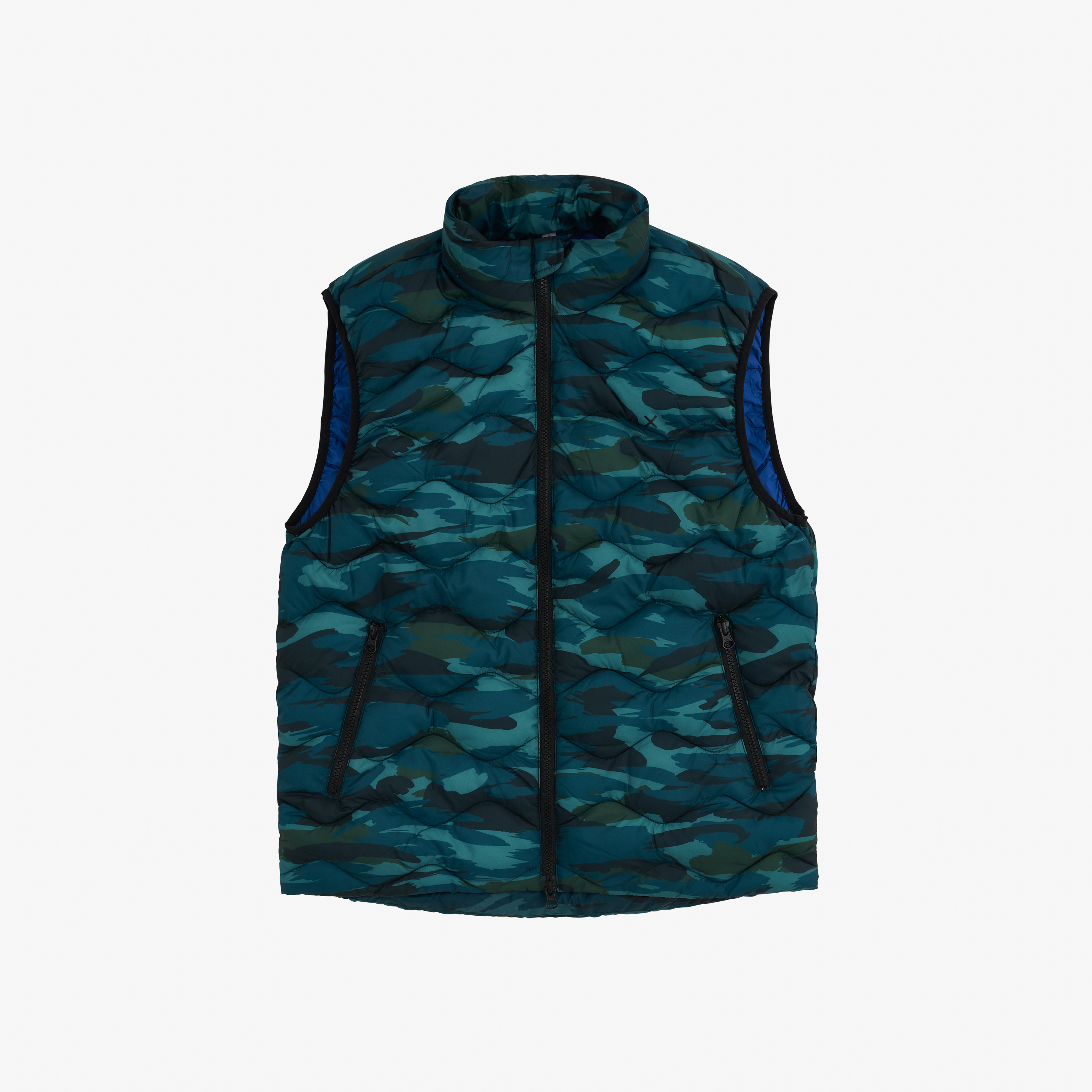RAIN JACKET NO SLV NEW CAMOUFLAGE