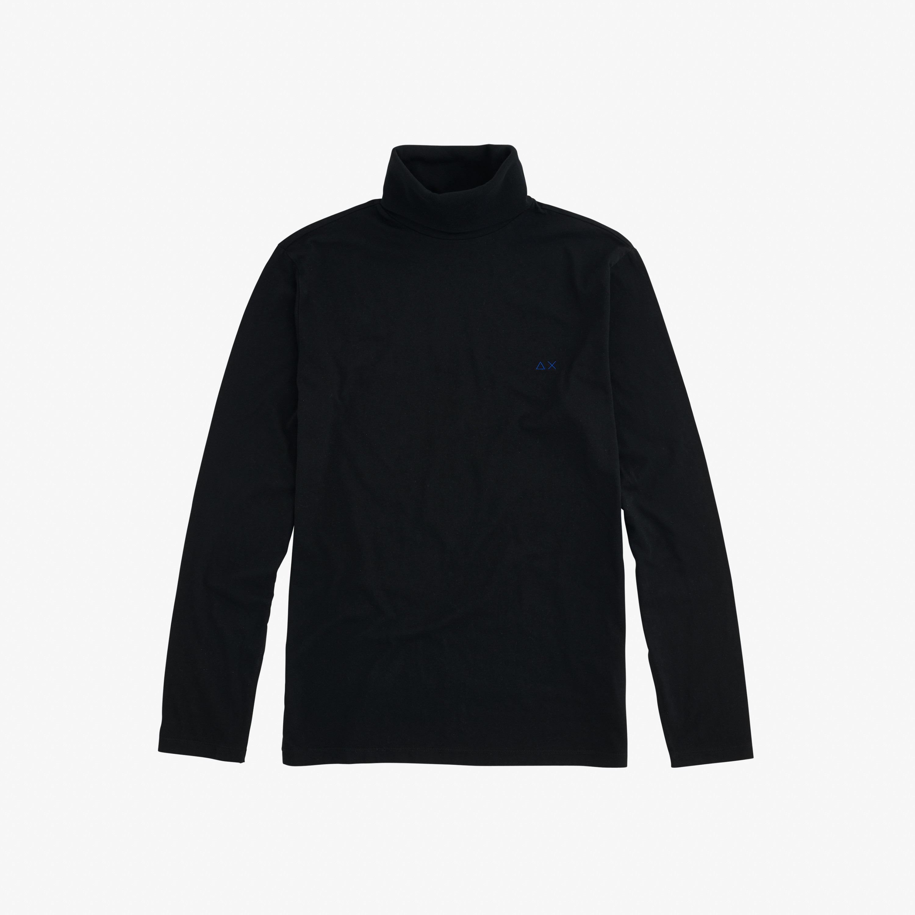 T-SHIRT TURTLE L/S BLACK