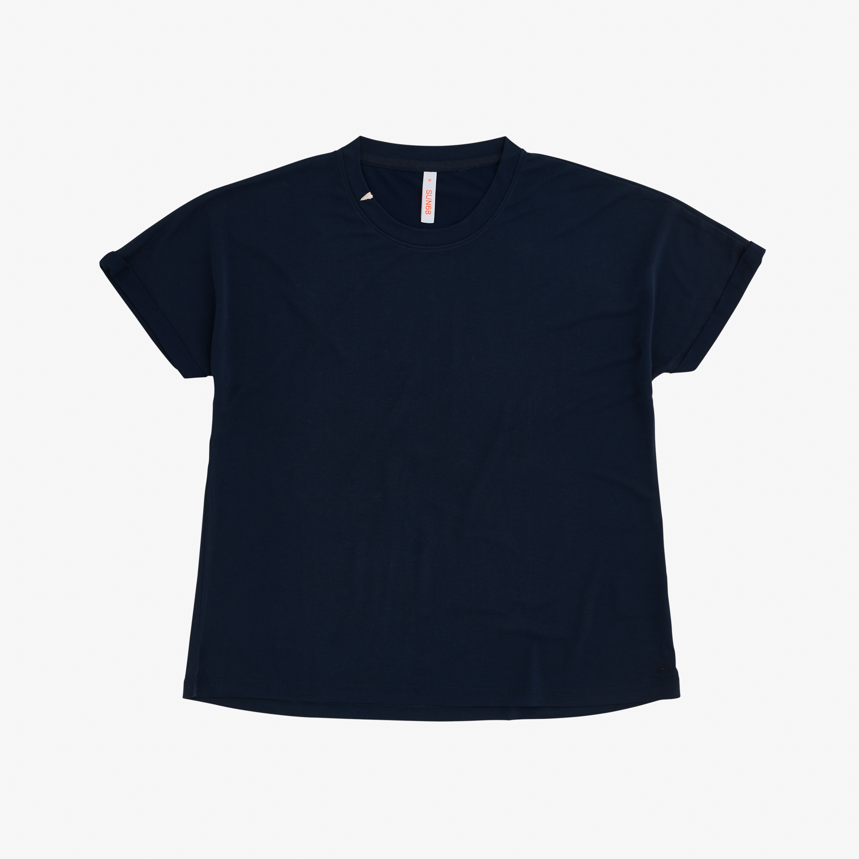 OVER T-SHIRT S/S NAVY BLUE