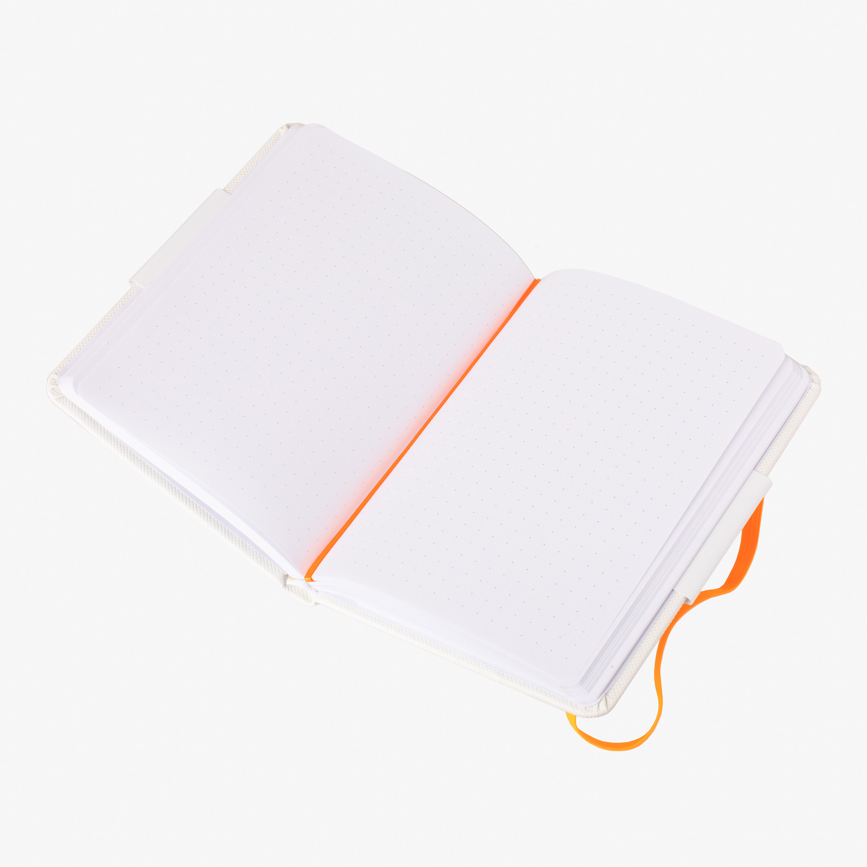 NOTEBOOK WHITE