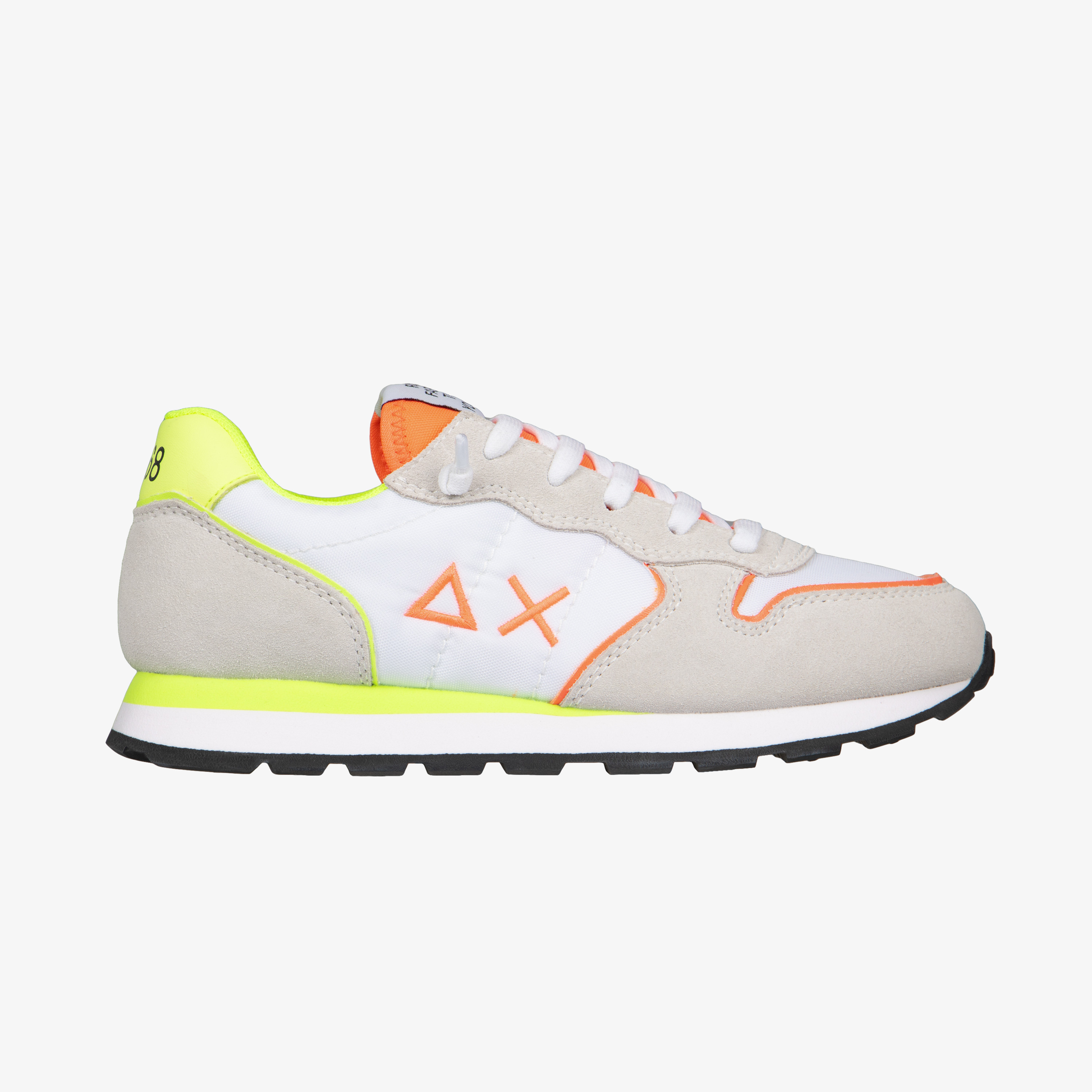 BOY'S TOM SOLID FLUO WHITE