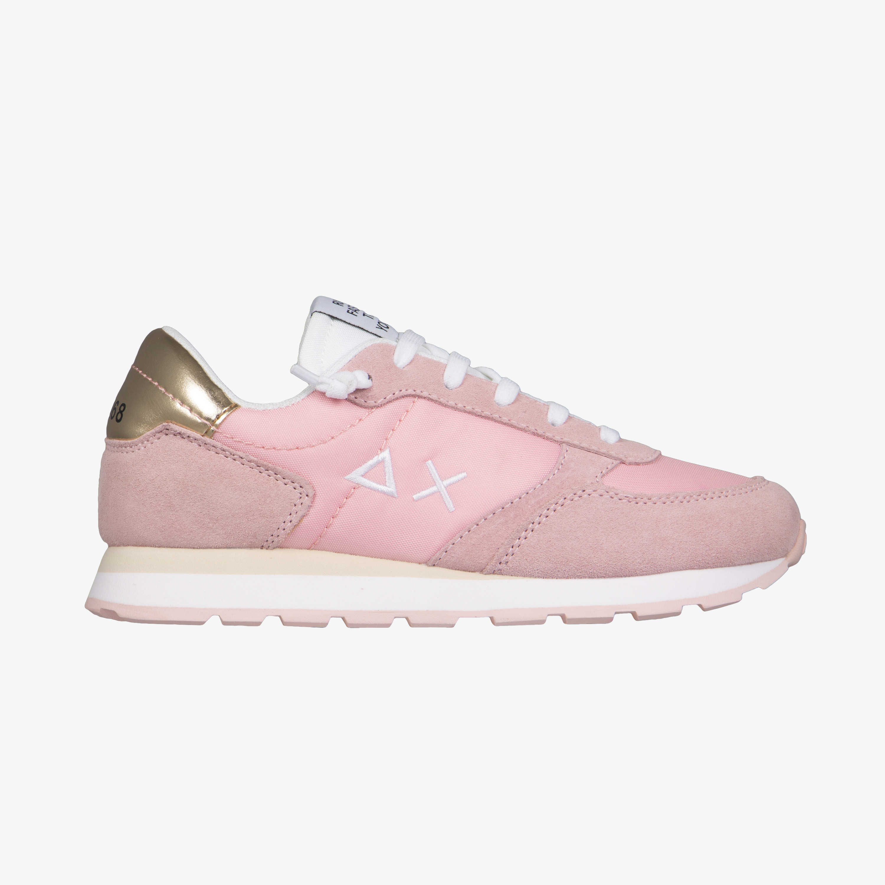 GIRL'S ALLY NYLON SOLID PINK