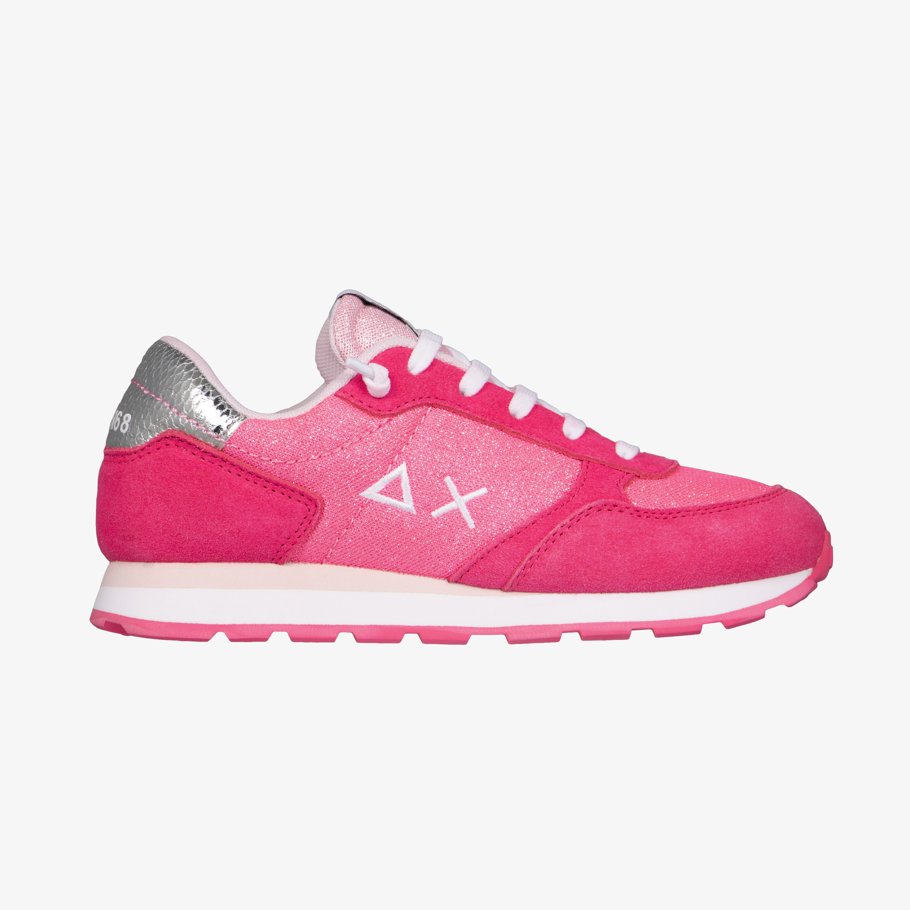 GIRL'S ALLY SOLID FUXIA