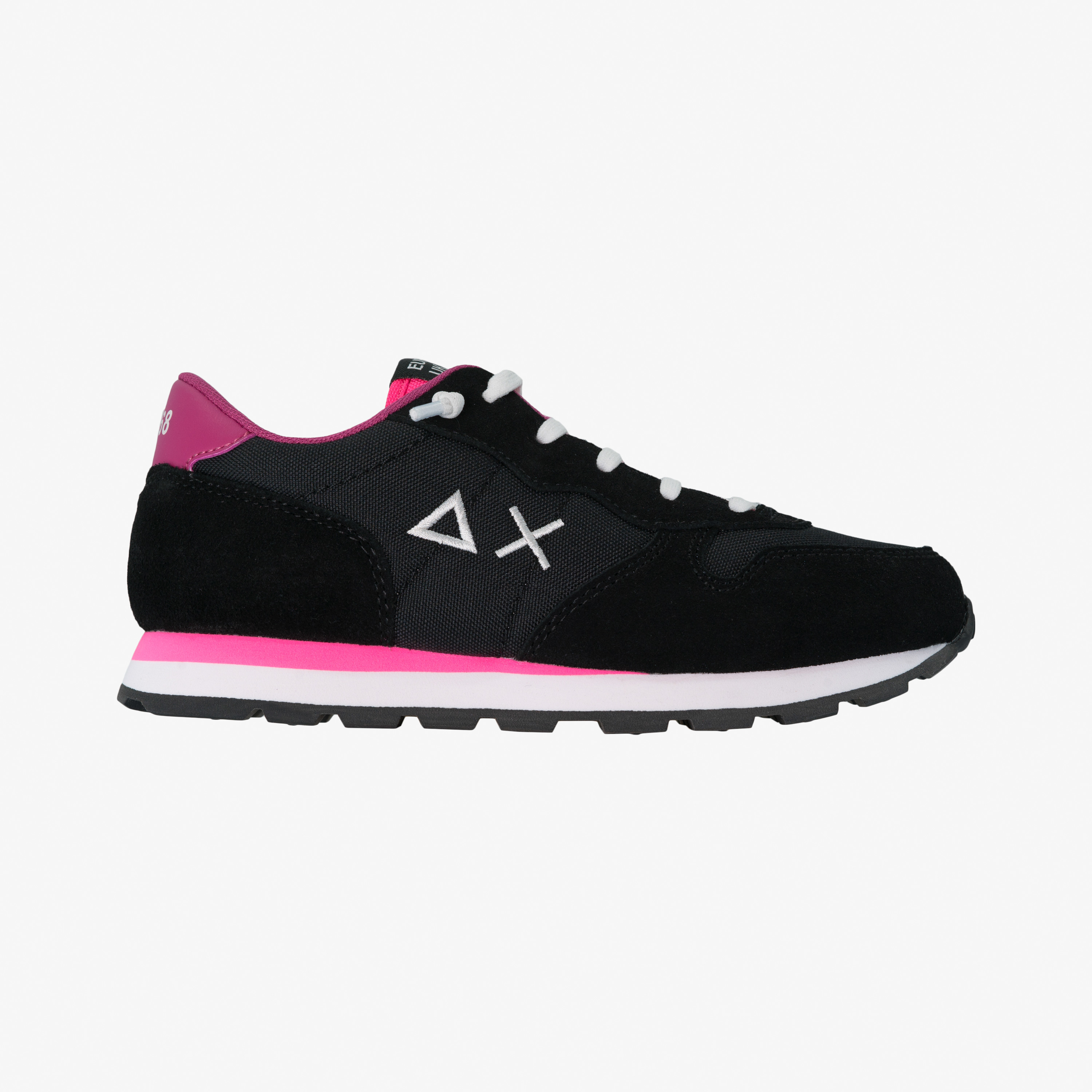 GIRL'S ALLY SOLID BLACK