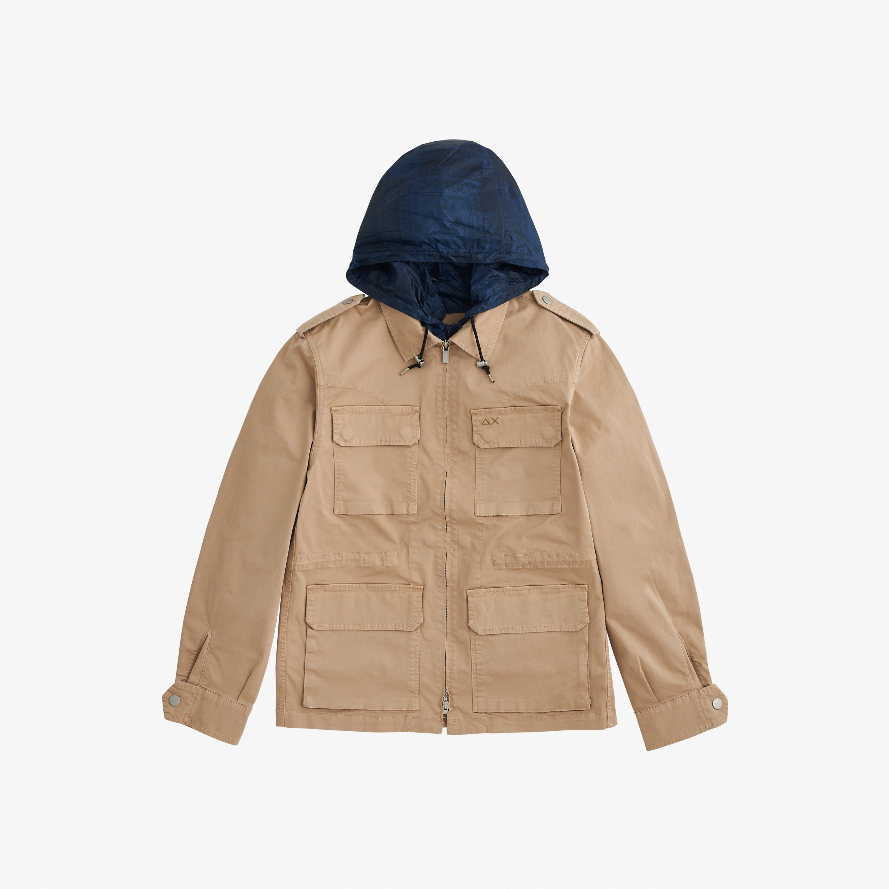 FIELD JACKET BEIGE
