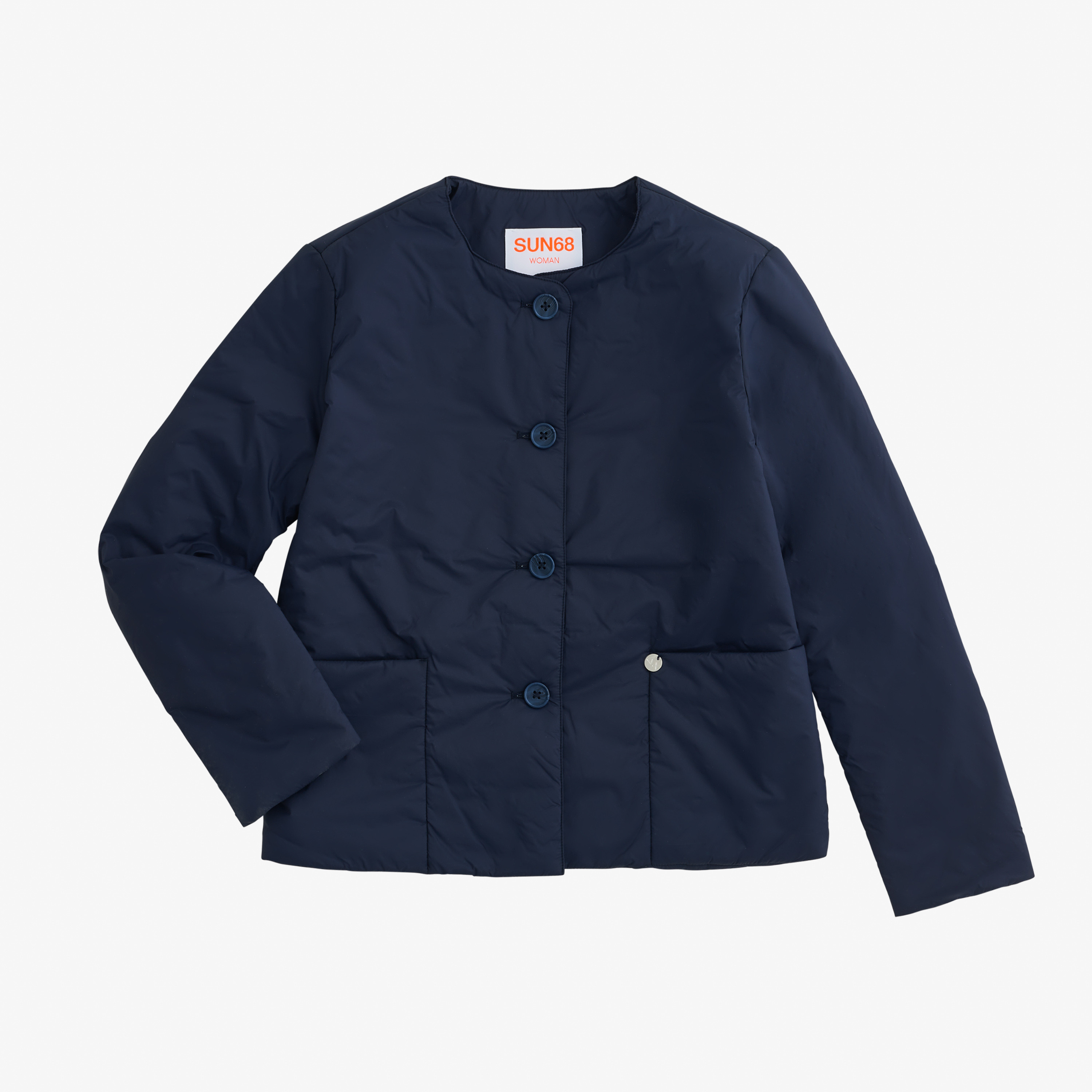 RAIN JACKET NAVY BLUE