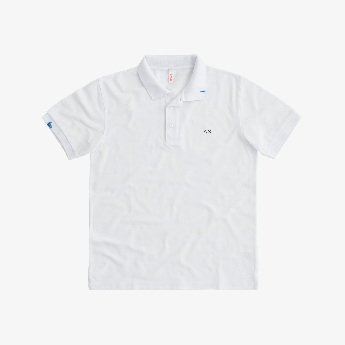 POLO VINTAGE SOLID BIANCO