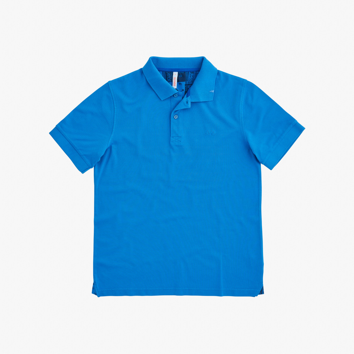 POLO COLD DYE DETAILS EL. BLUE