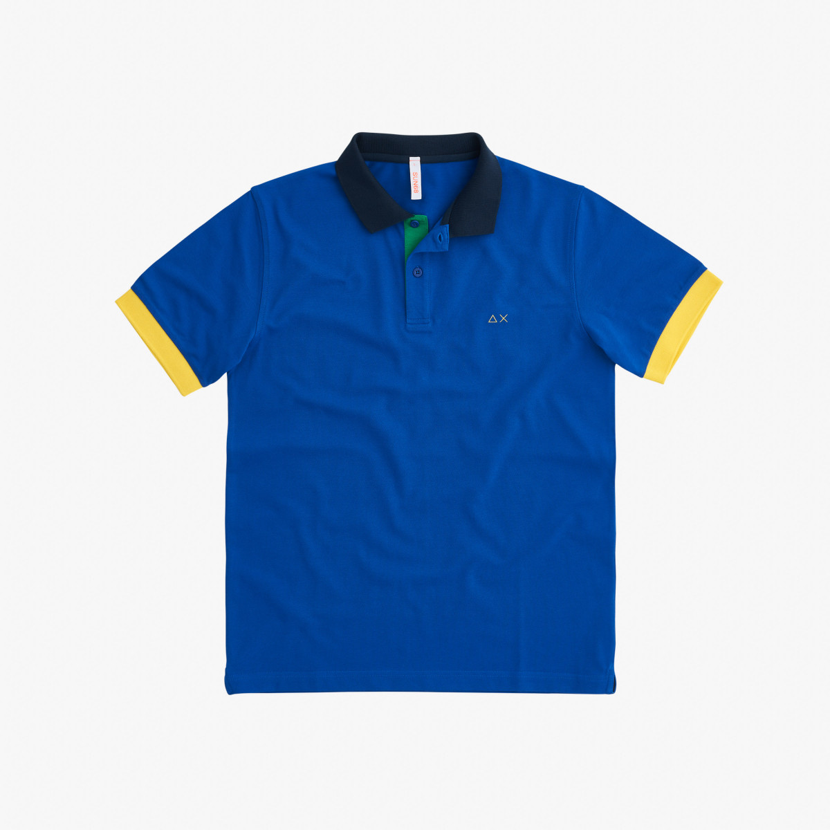 POLO 3 COLOR WAY EL. ROYAL