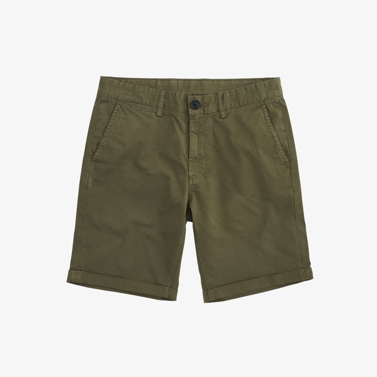 BERMUDA FOLD SOLID DARK MILITARY