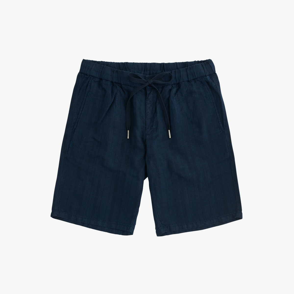 SHORT COULISSE FANCY NAVY BLUE