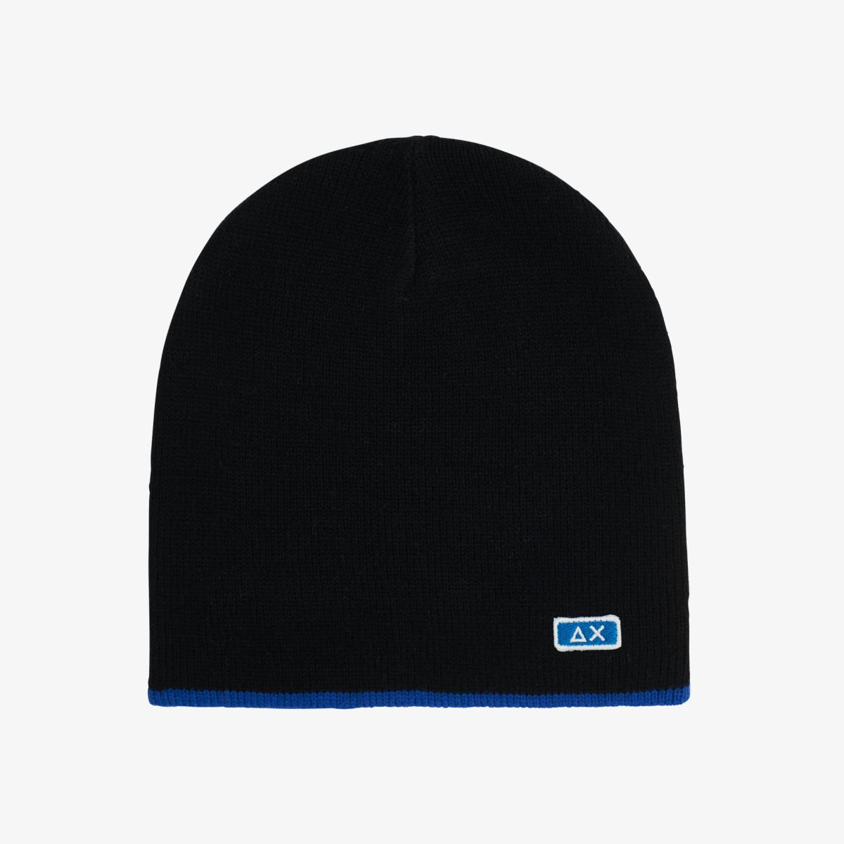 CAP BASIC NERO