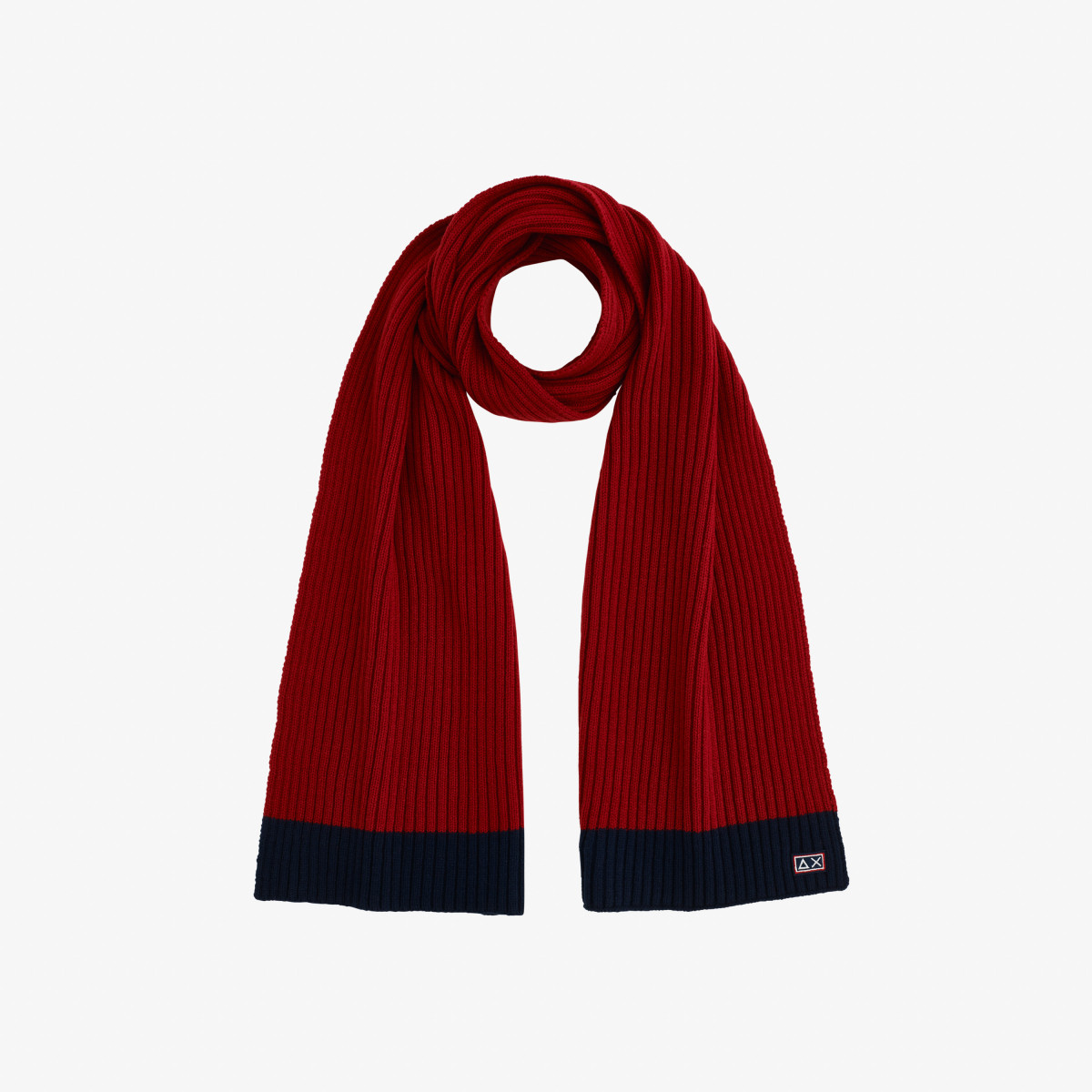 SAILOR SCARF RED