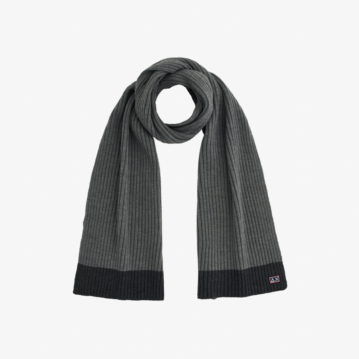SAILOR SCARF MEDIUM GREY