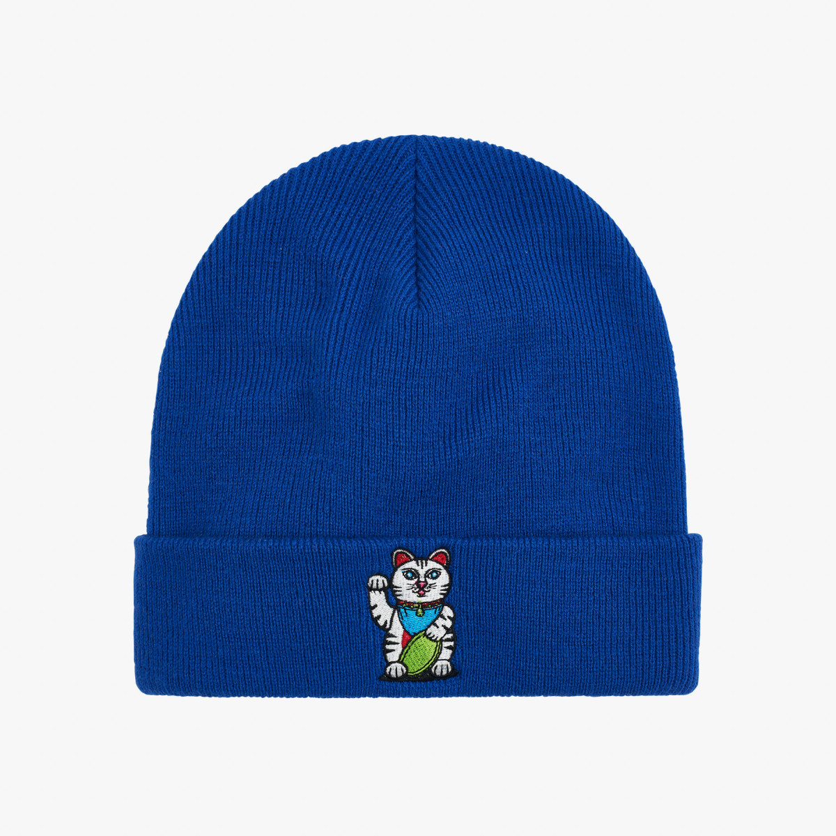 CAP BASIC PATCH BLUE PROFONDO