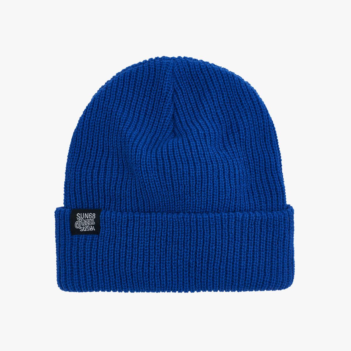 CAP FLUO BLUE PROFONDO