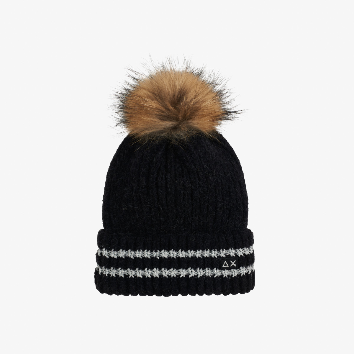 CAP SPORT LUREX BLACK