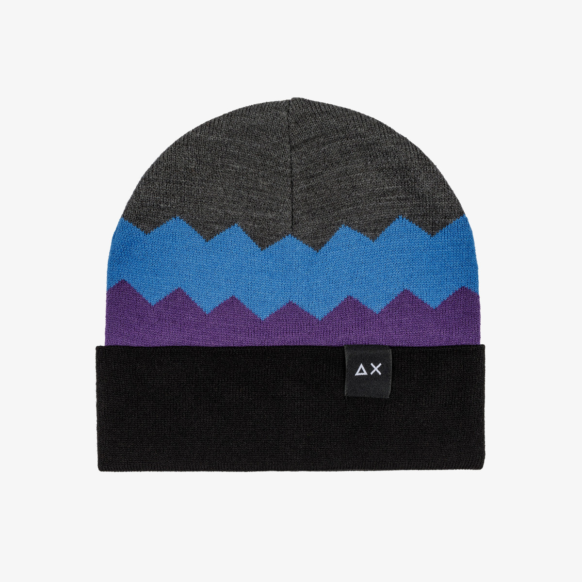 CAP STRIPES FUNKY BLACK/DARK GREY