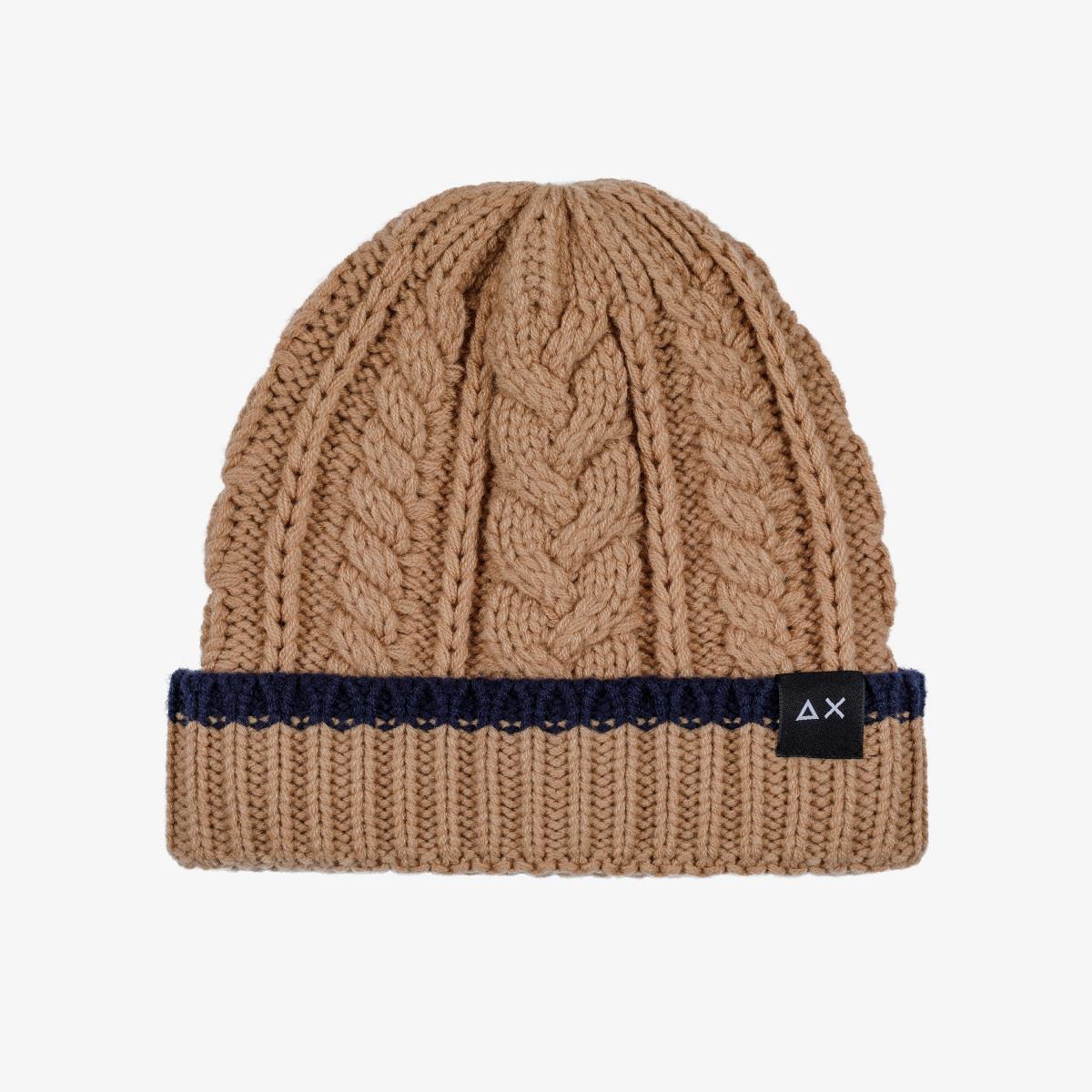 CAP CABLE BEIGE