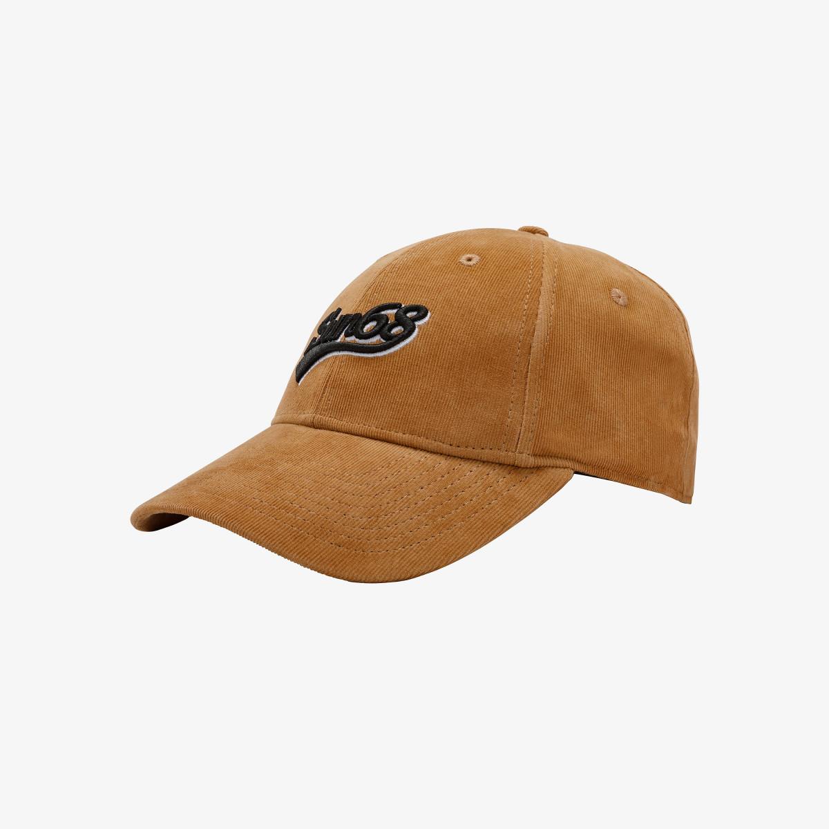BASEBALL CAP CORDUROY BEIGE