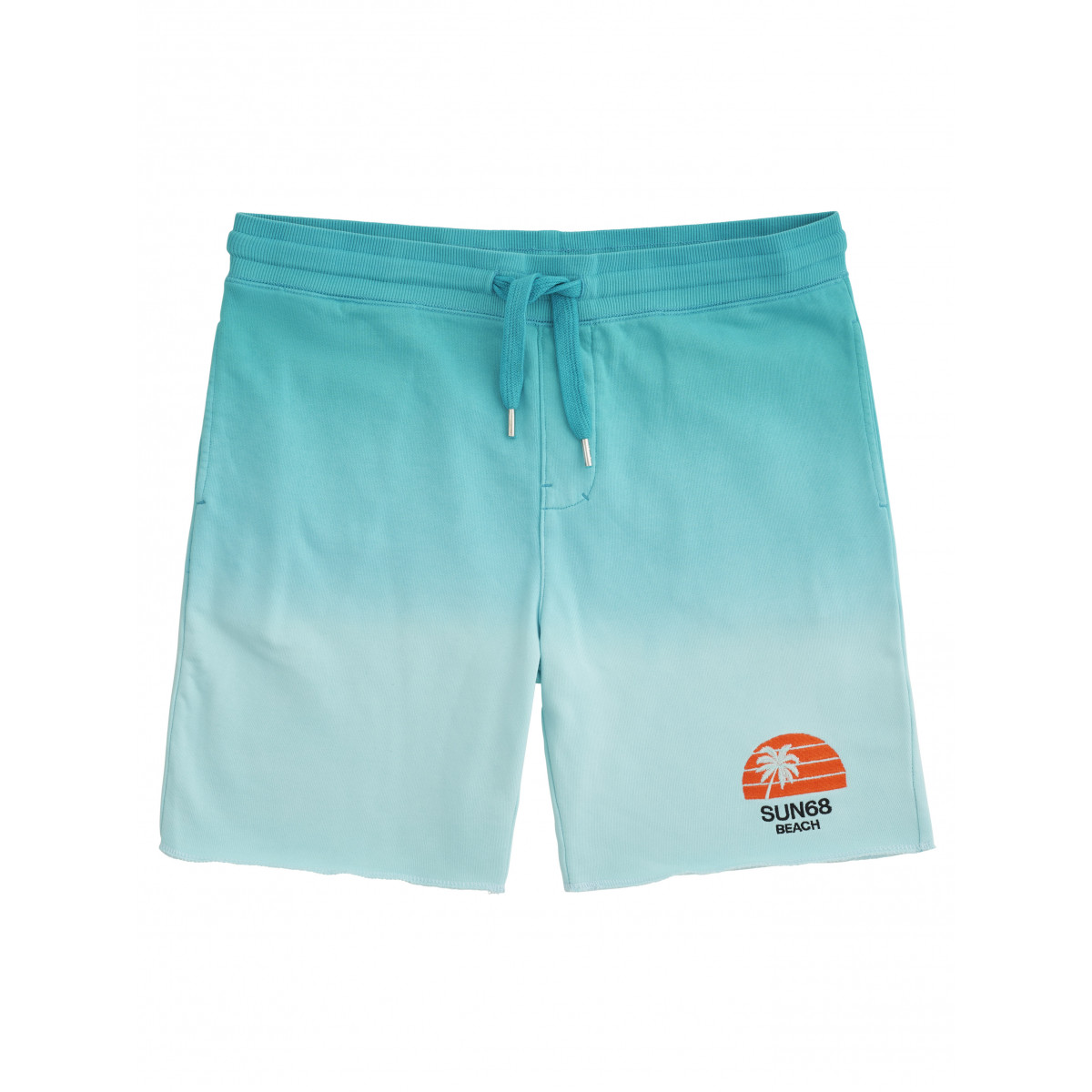 PANT SHORT HANG DYE ACQUA