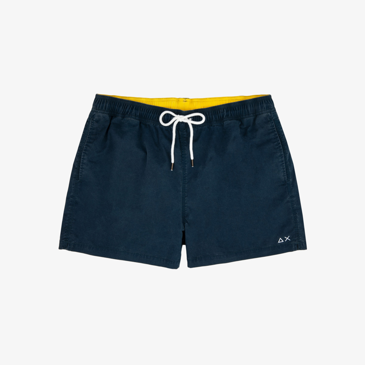 SWIM PANT CLASSIC SOLID NAVY BLUE