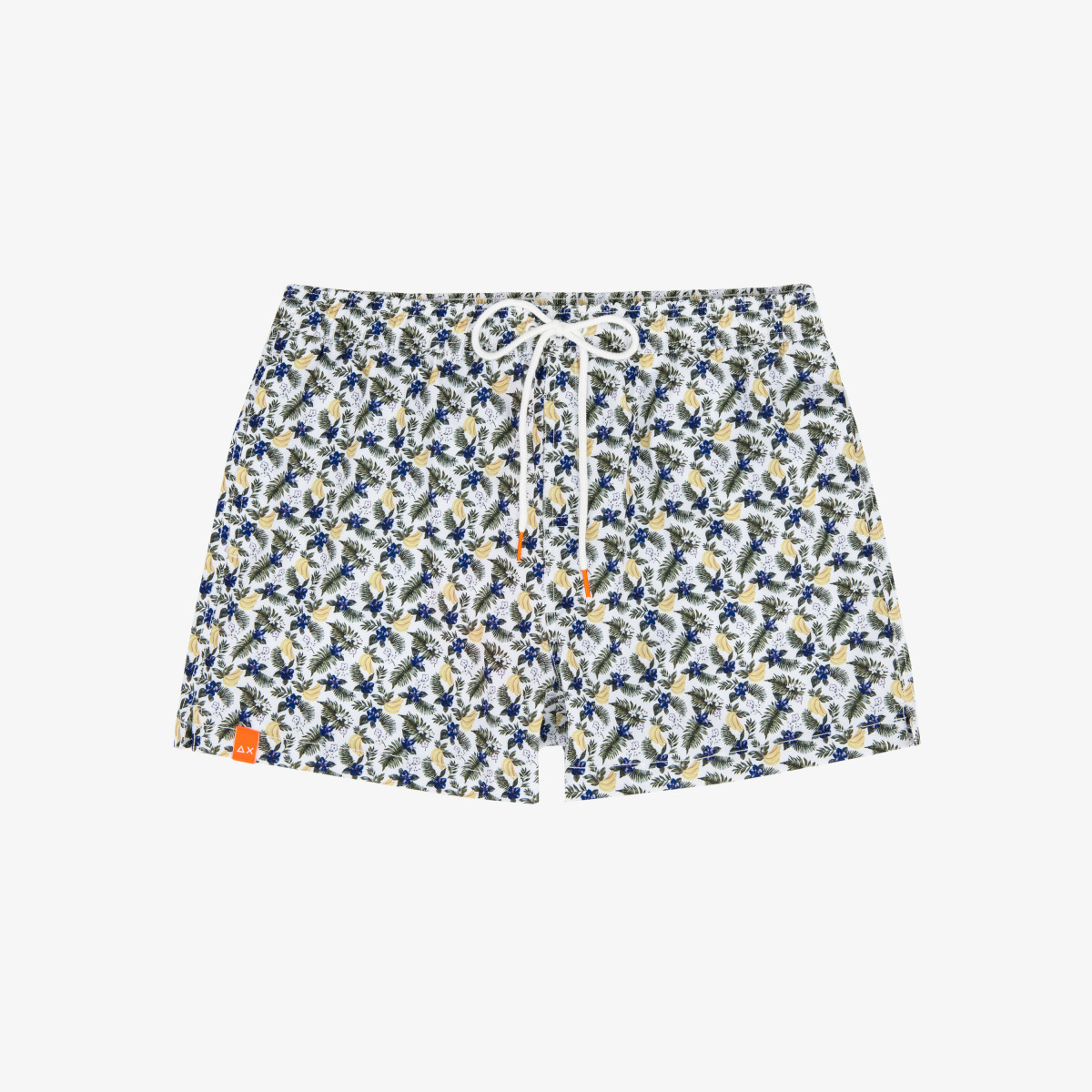 SWIM PANT MICRO HAWAII BIANCO
