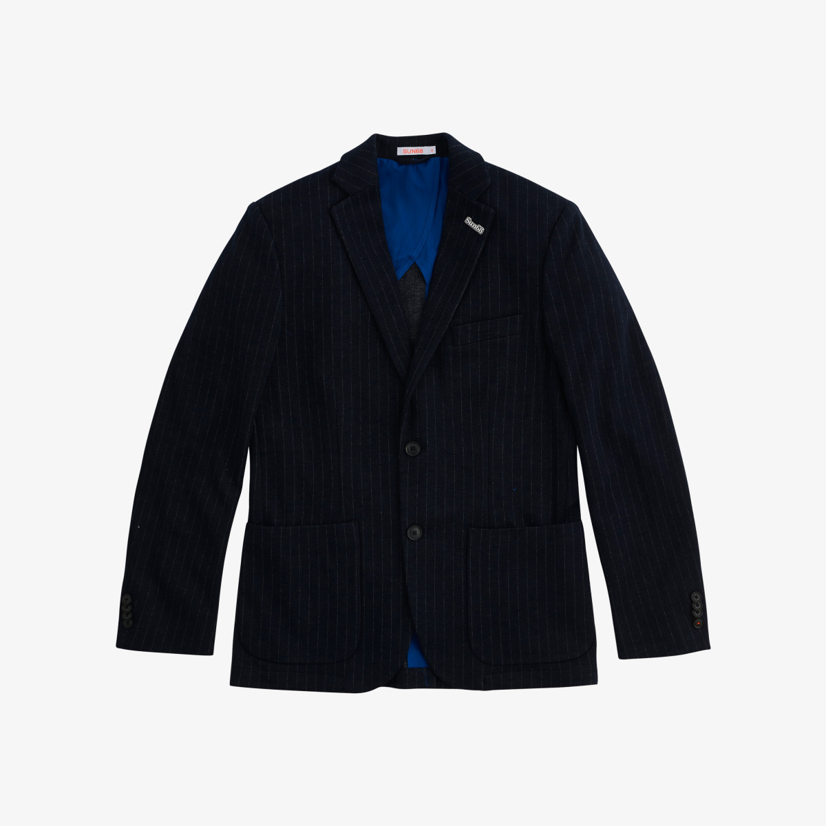 FORMAL JACKET BLUE