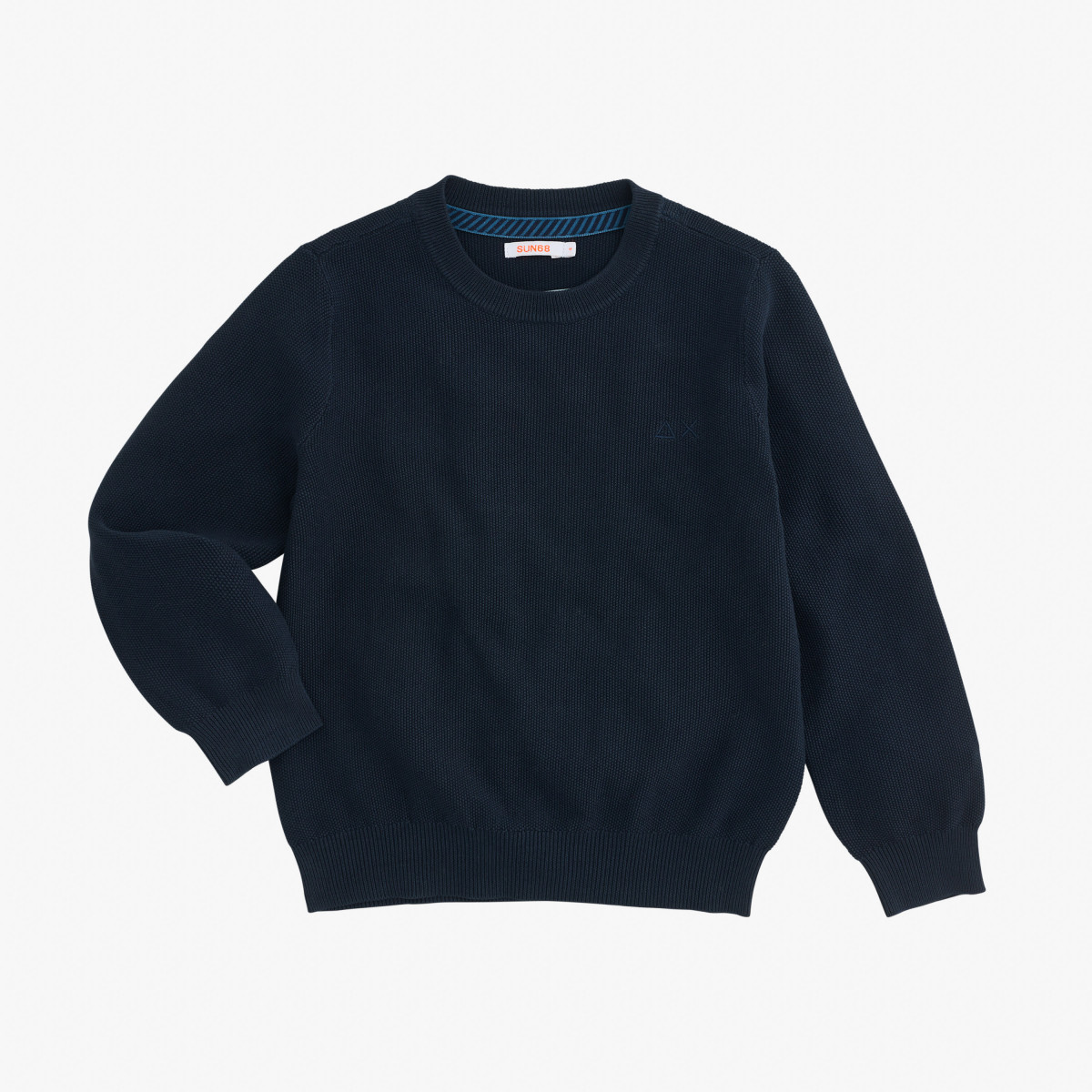BOY'S ROUND COLD DYE VINTAGE NAVY BLUE