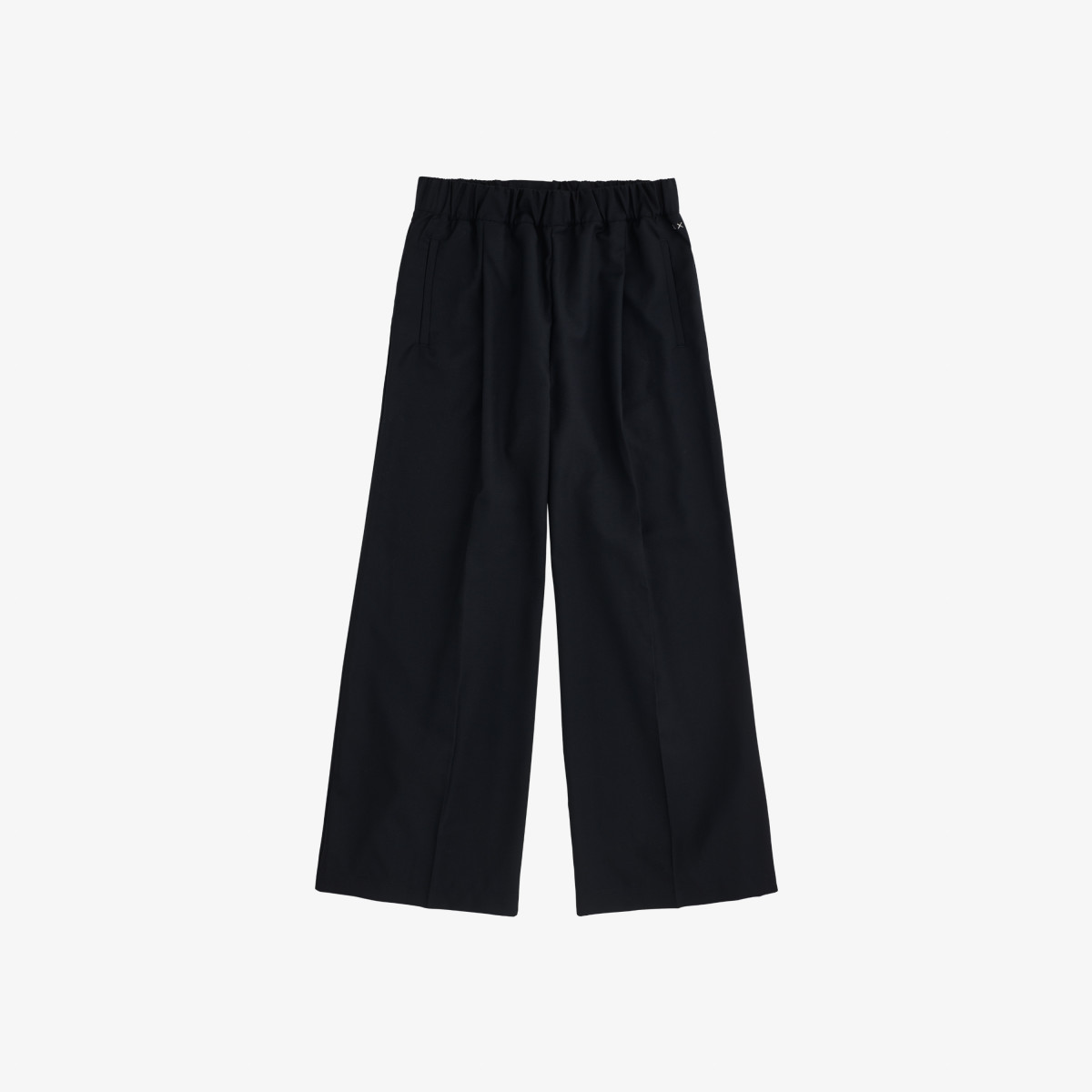 PANT WIDE NAVY BLUE