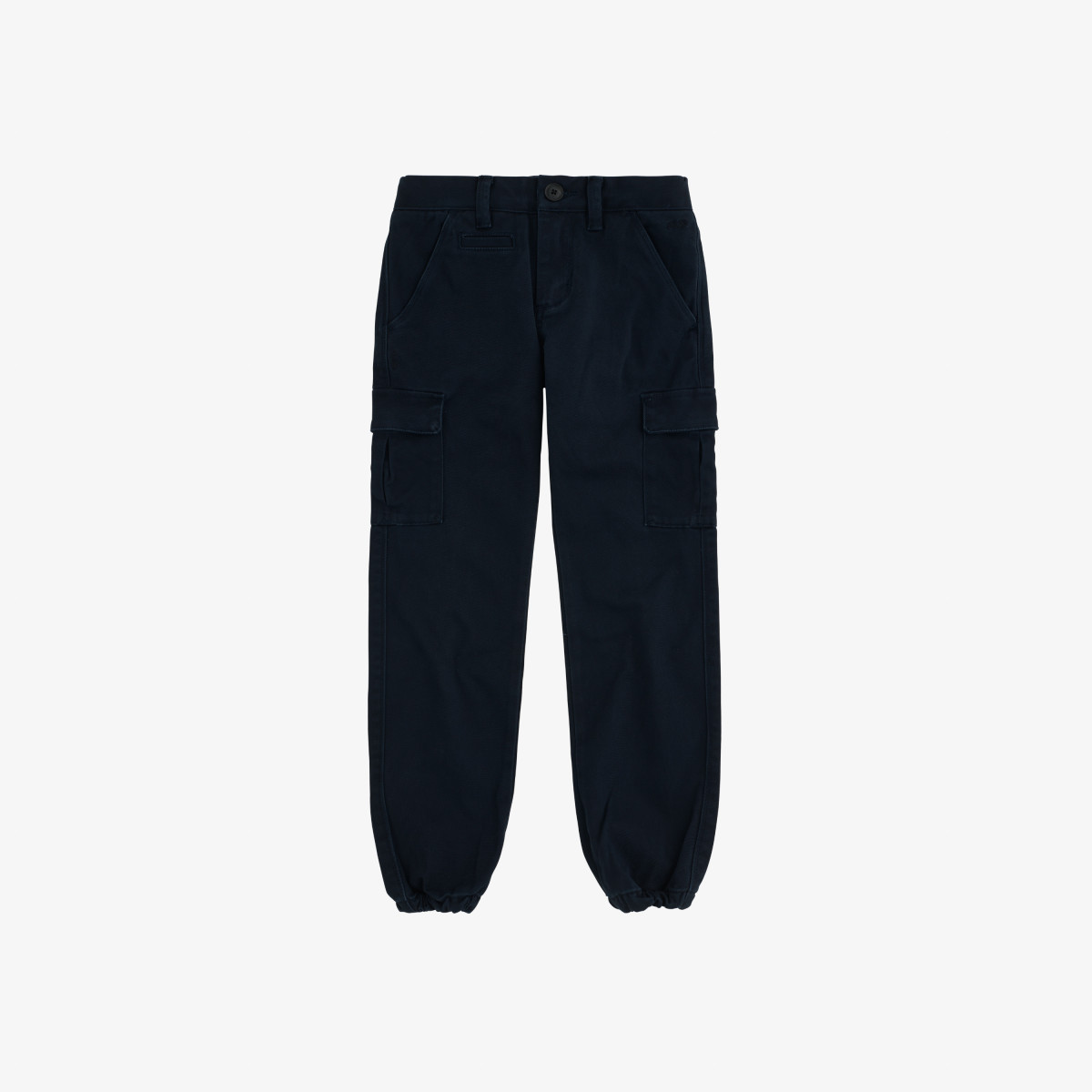 BOY'S PANT MILITARY NAVY BLUE