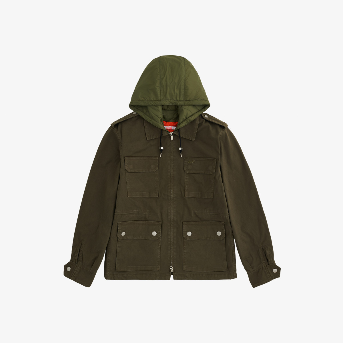 FIELD JACKET COTTON MILITARY