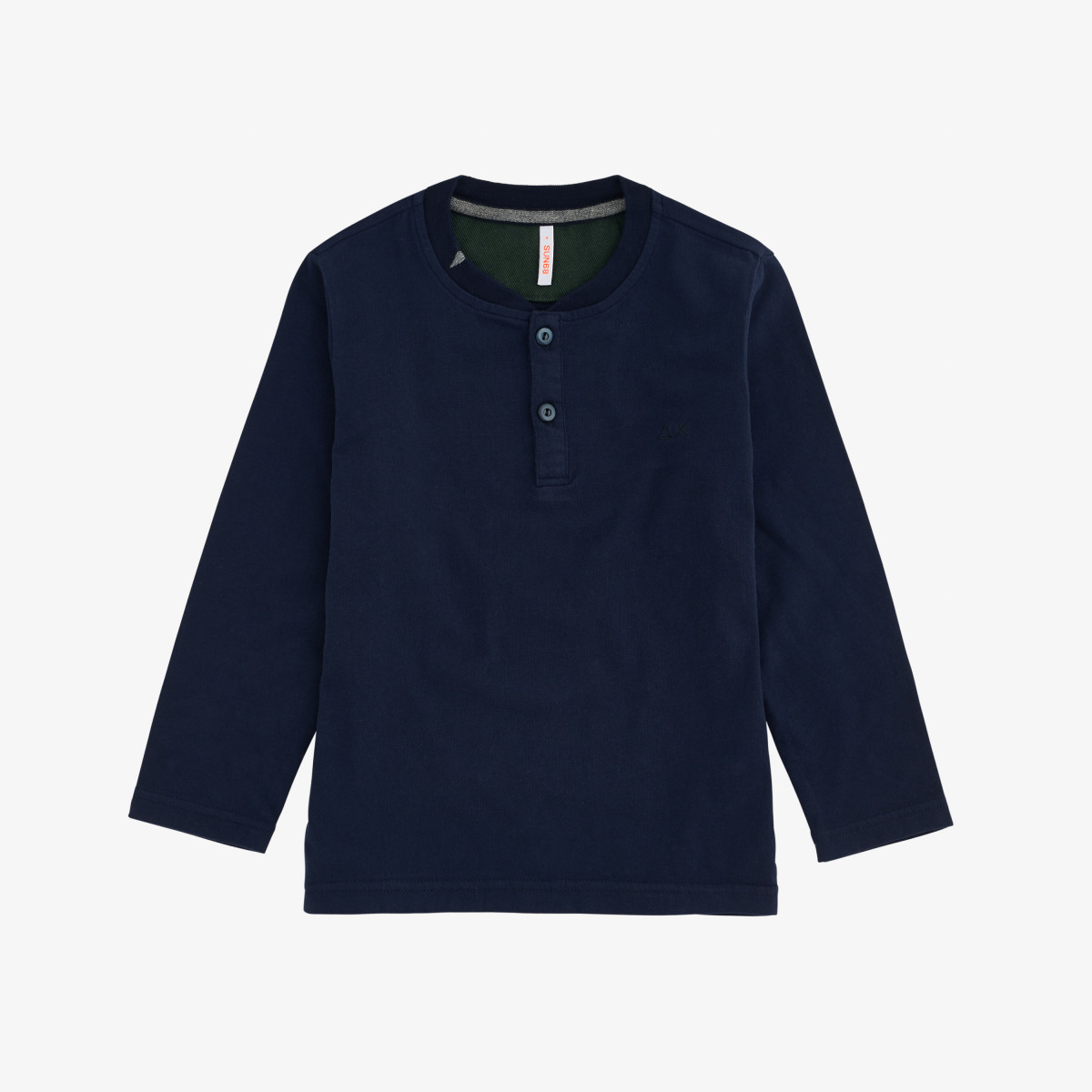 BOY'S SERAFINO L/S NAVY BLUE
