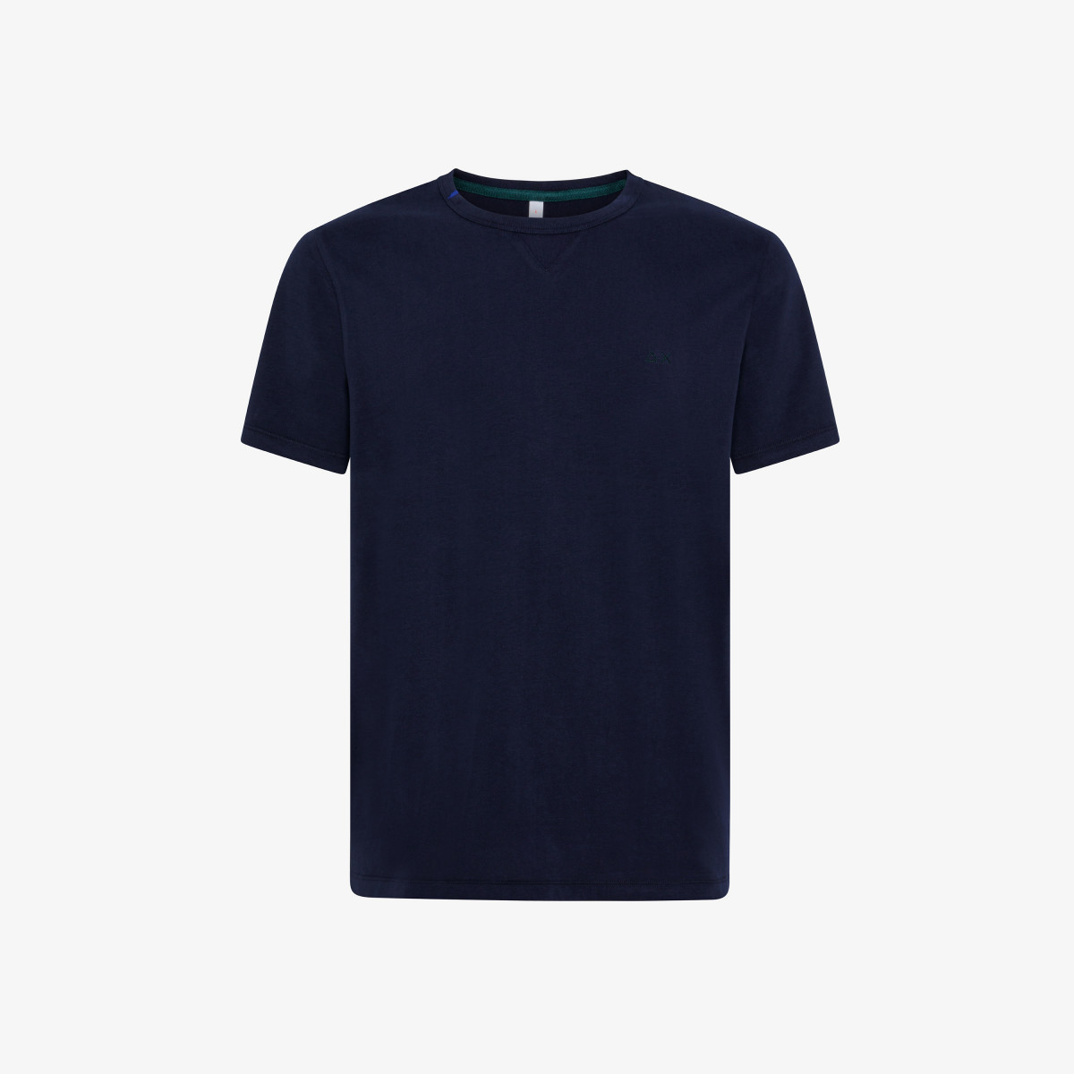 T-SHIRT ROUND NICKY S/S NAVY BLUE