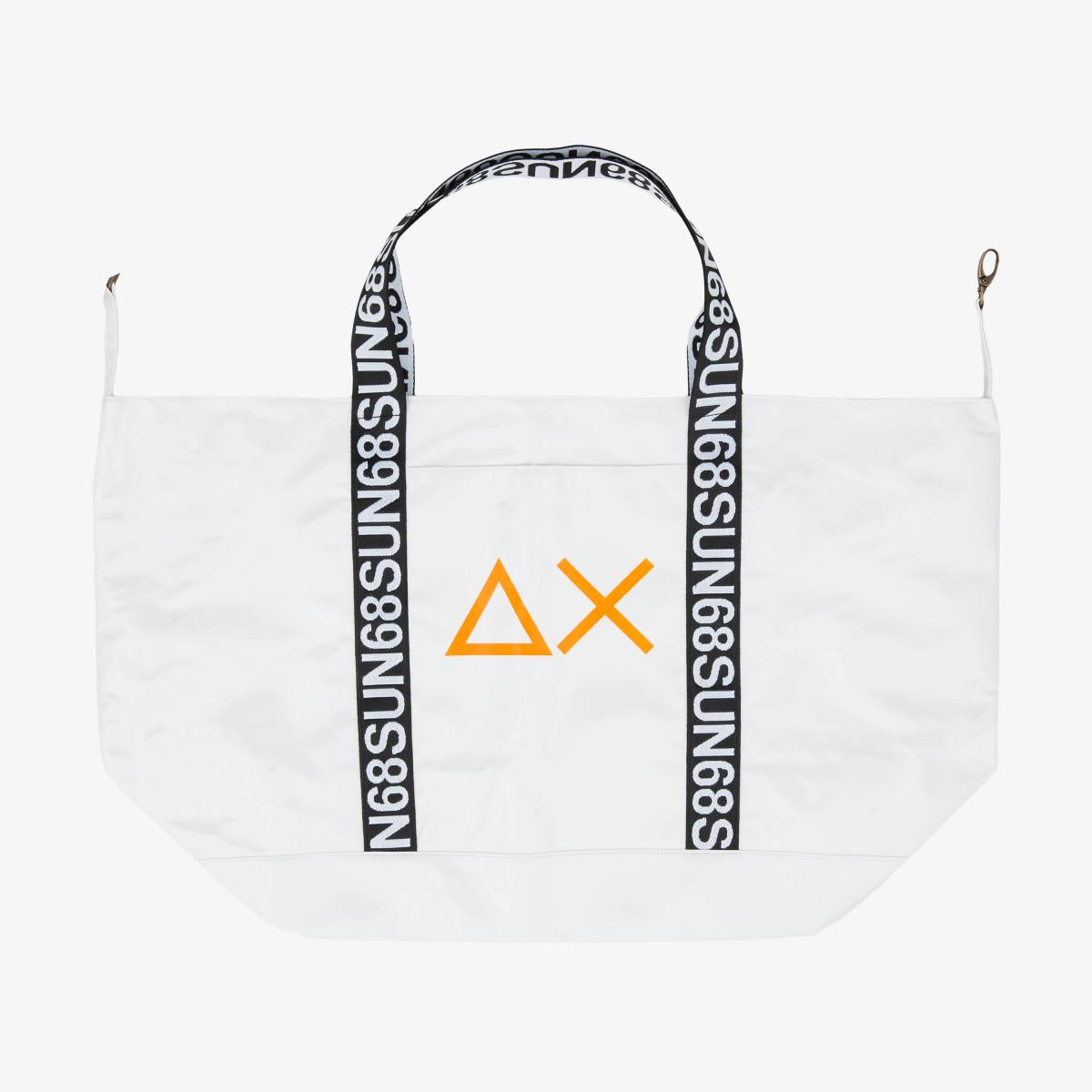 BEACH BAG WHITE