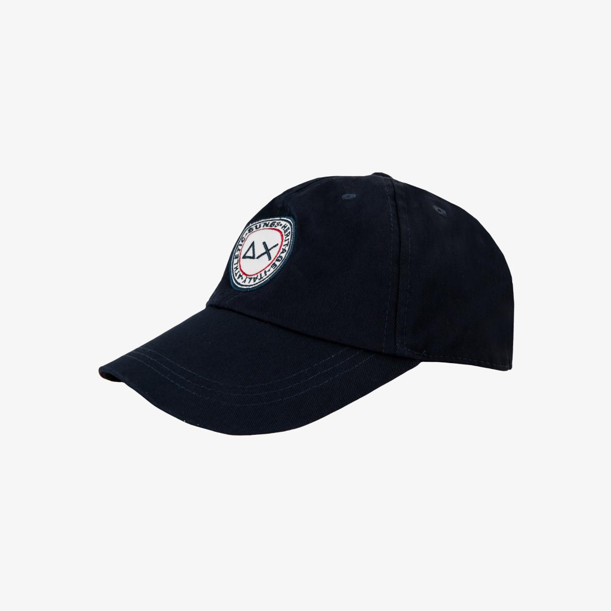 HERITAGE CAP NAVY BLUE