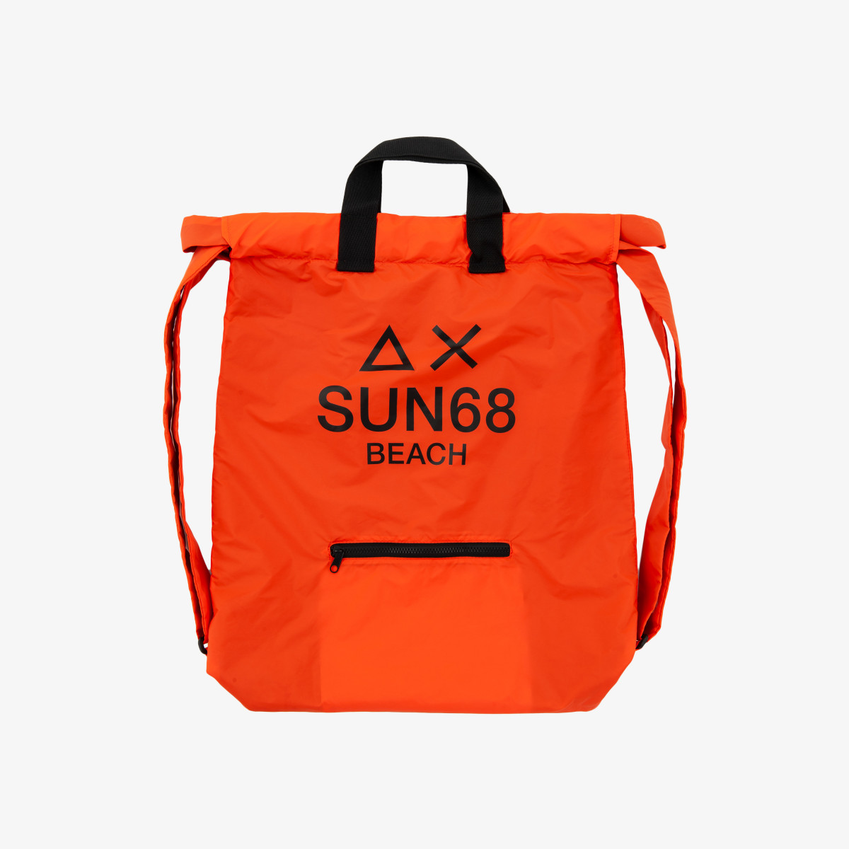 PACK BAG ARANCIO FLUO