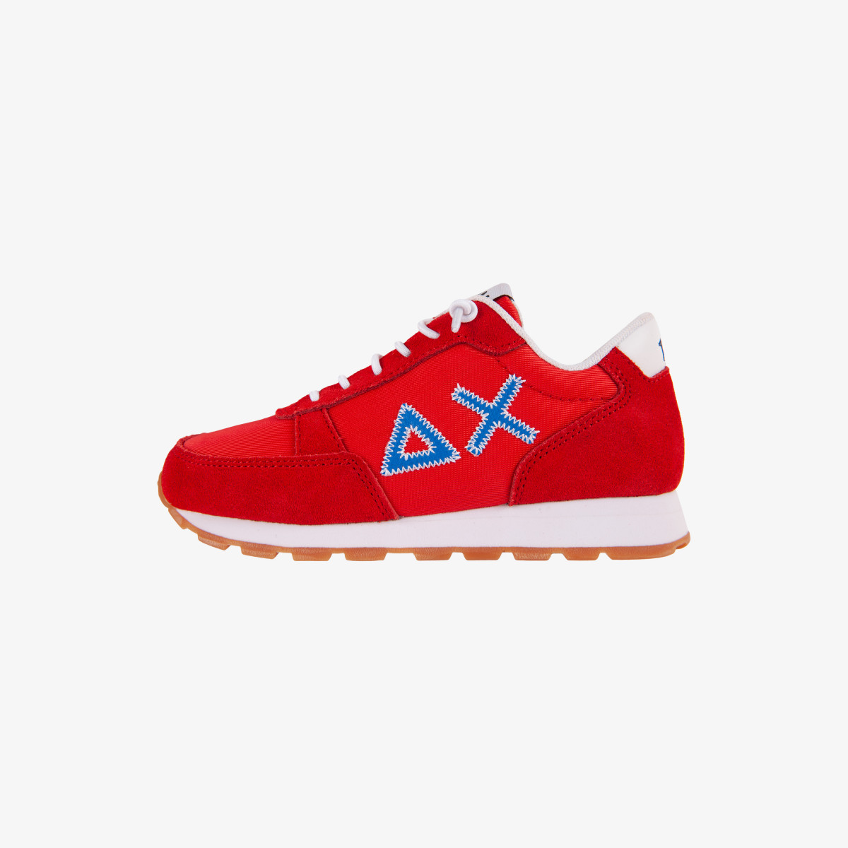 BOY'S NIKI BIG LOGO RED