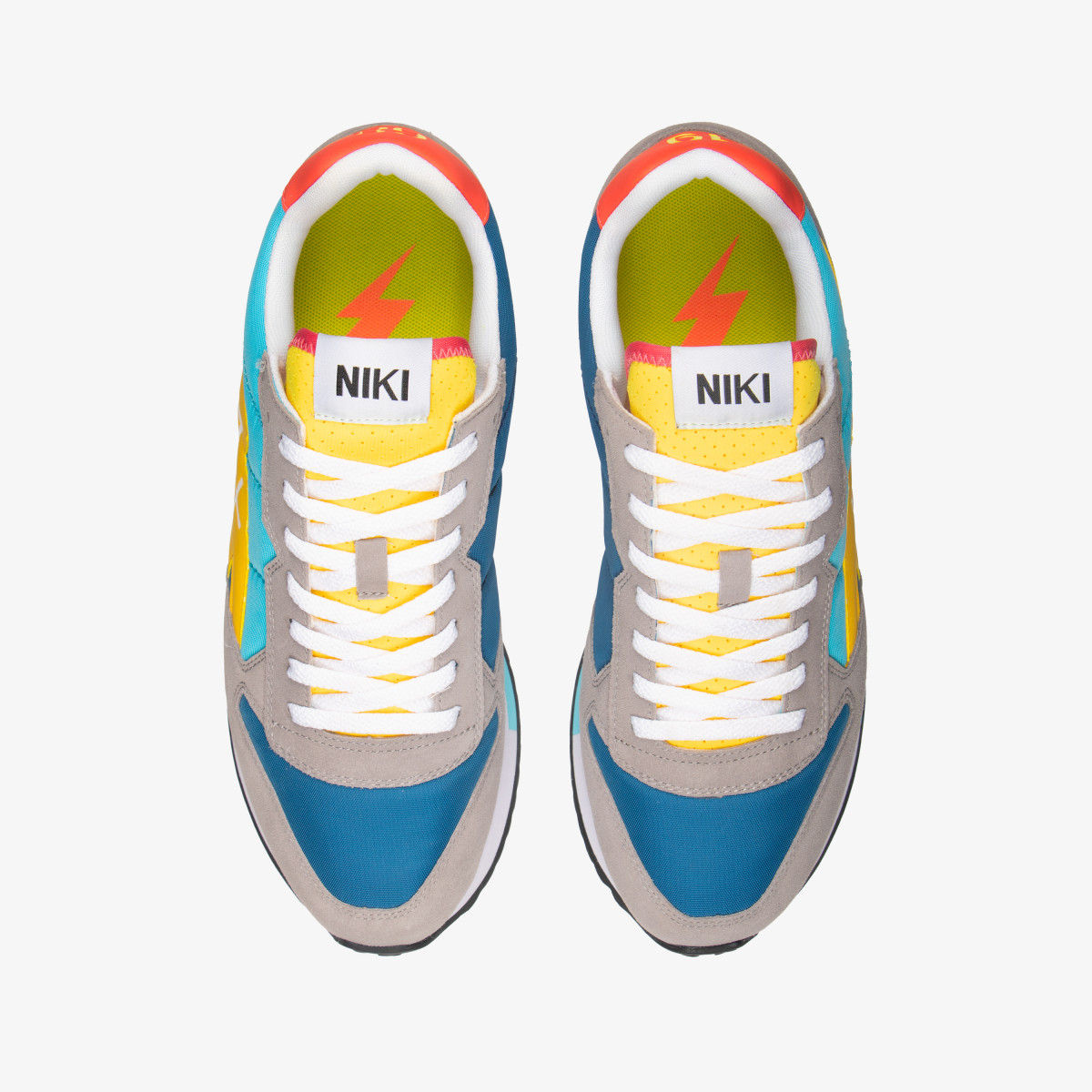 NIKI CRAZY BOY LIGHT BLUE/OTTANIO